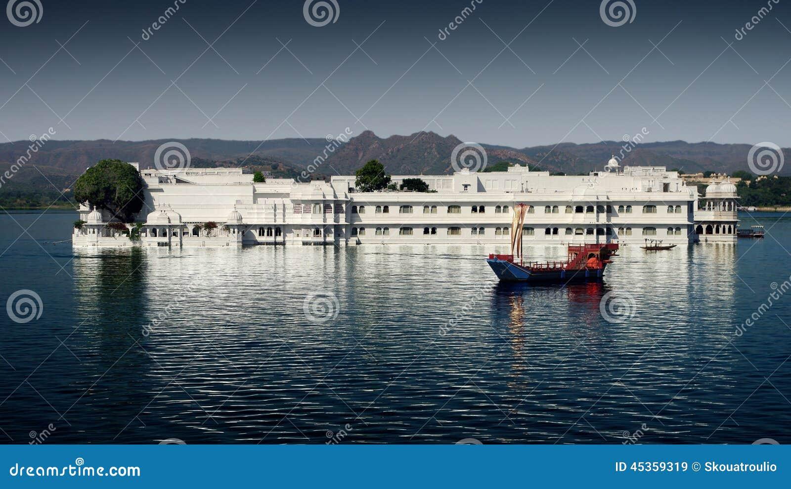Palais de flottement