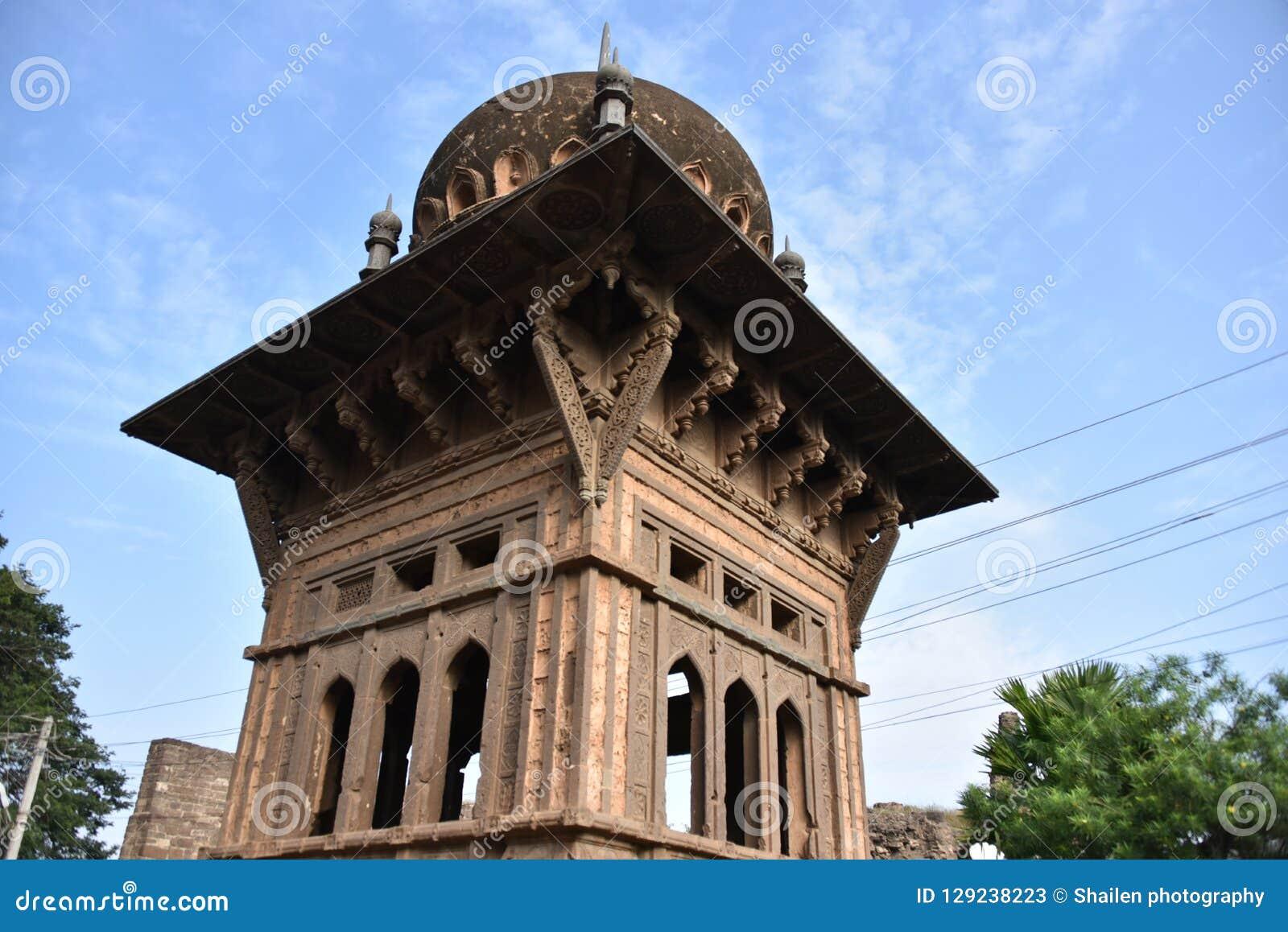 Palais de Gagan Mahal, Bijapur, Karnataka, Inde