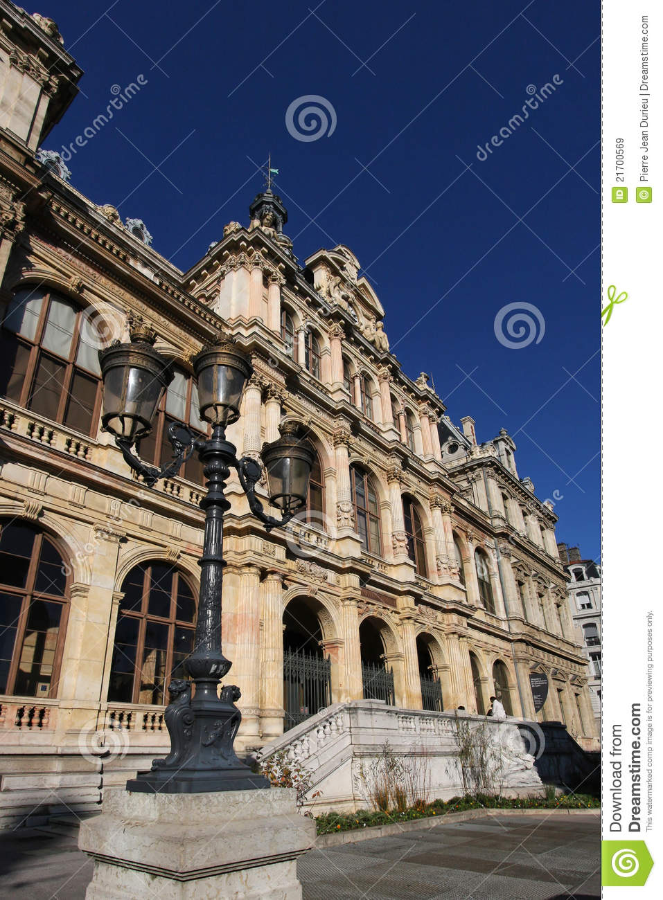 Palais de la bourse royalty free stock images image for Chambre de commerce a lyon
