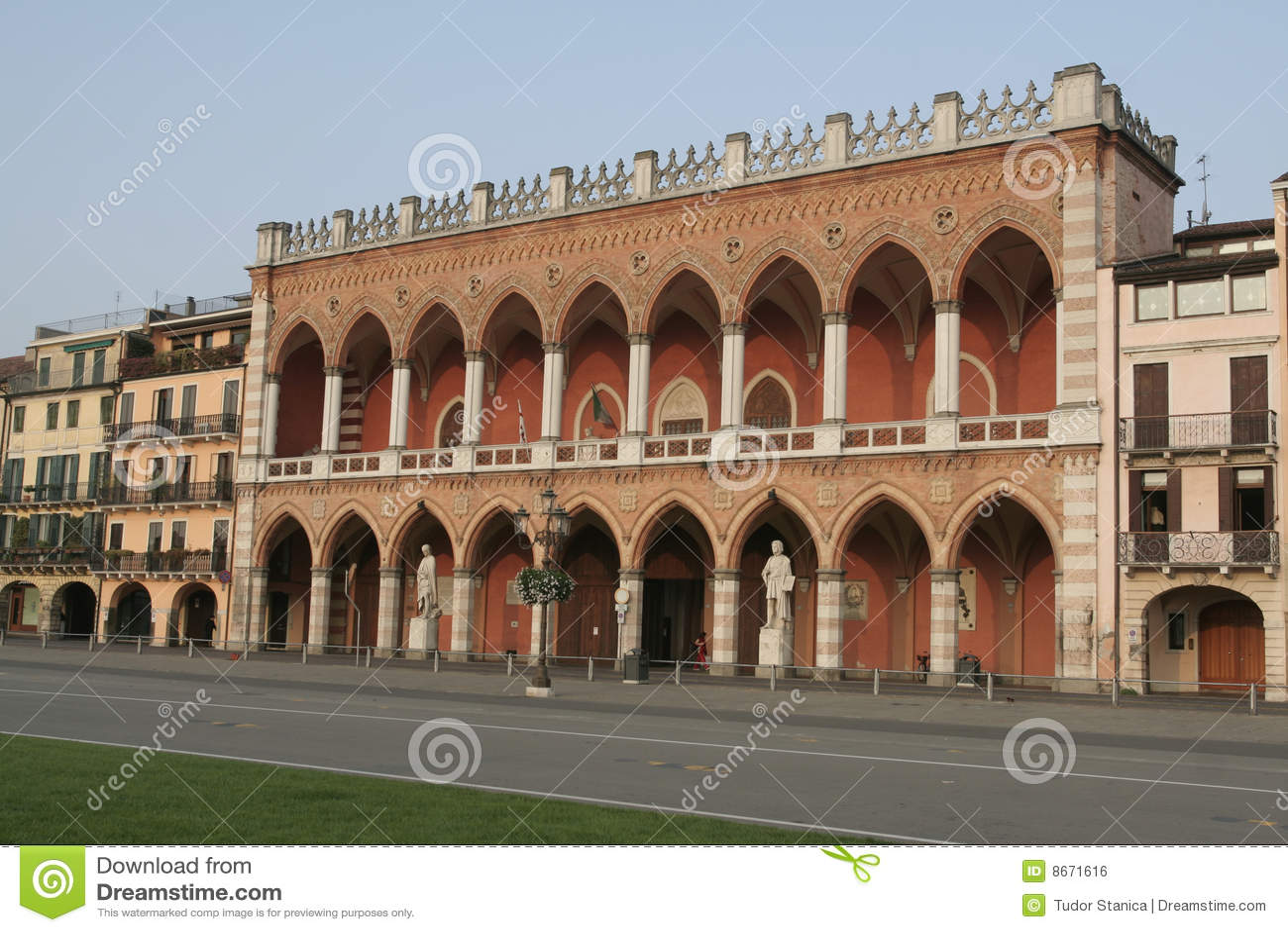 Palais de Padoue vénitien