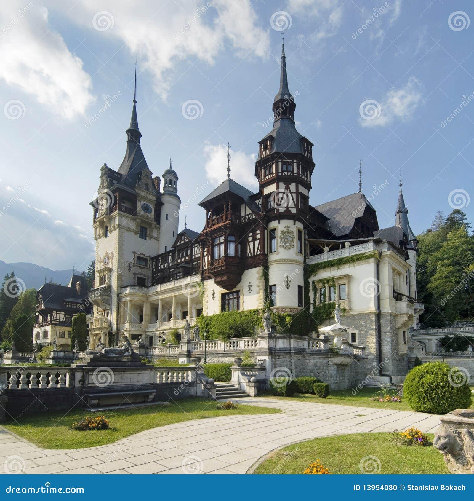 Palais de Peles, Roumanie