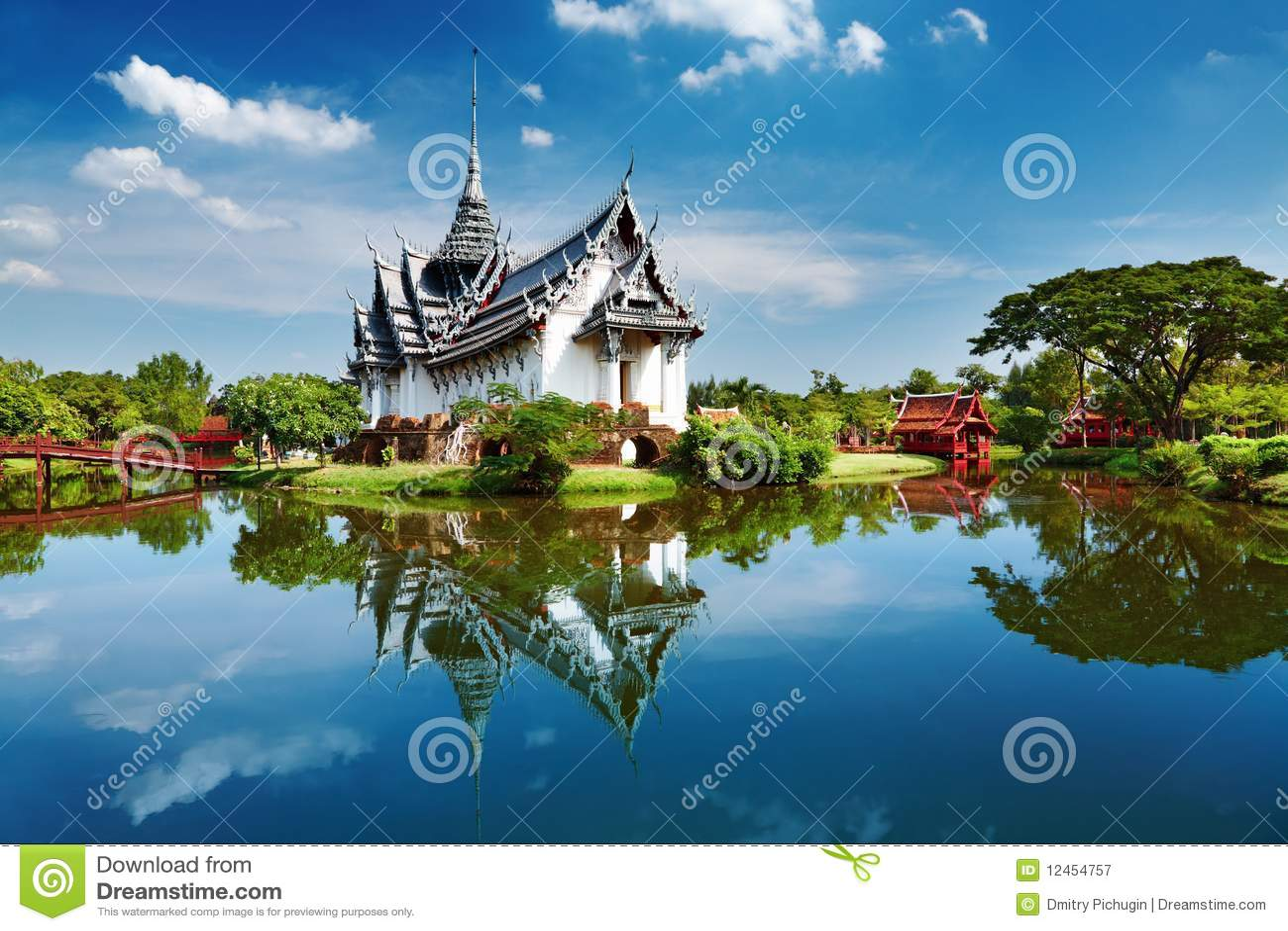 Palais de Sanphet Prasat, Thaïlande