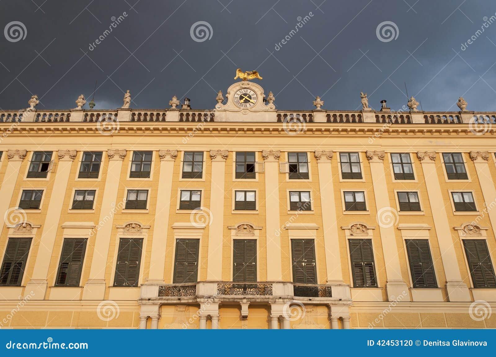 Palais de Schonbrunn à Vienne