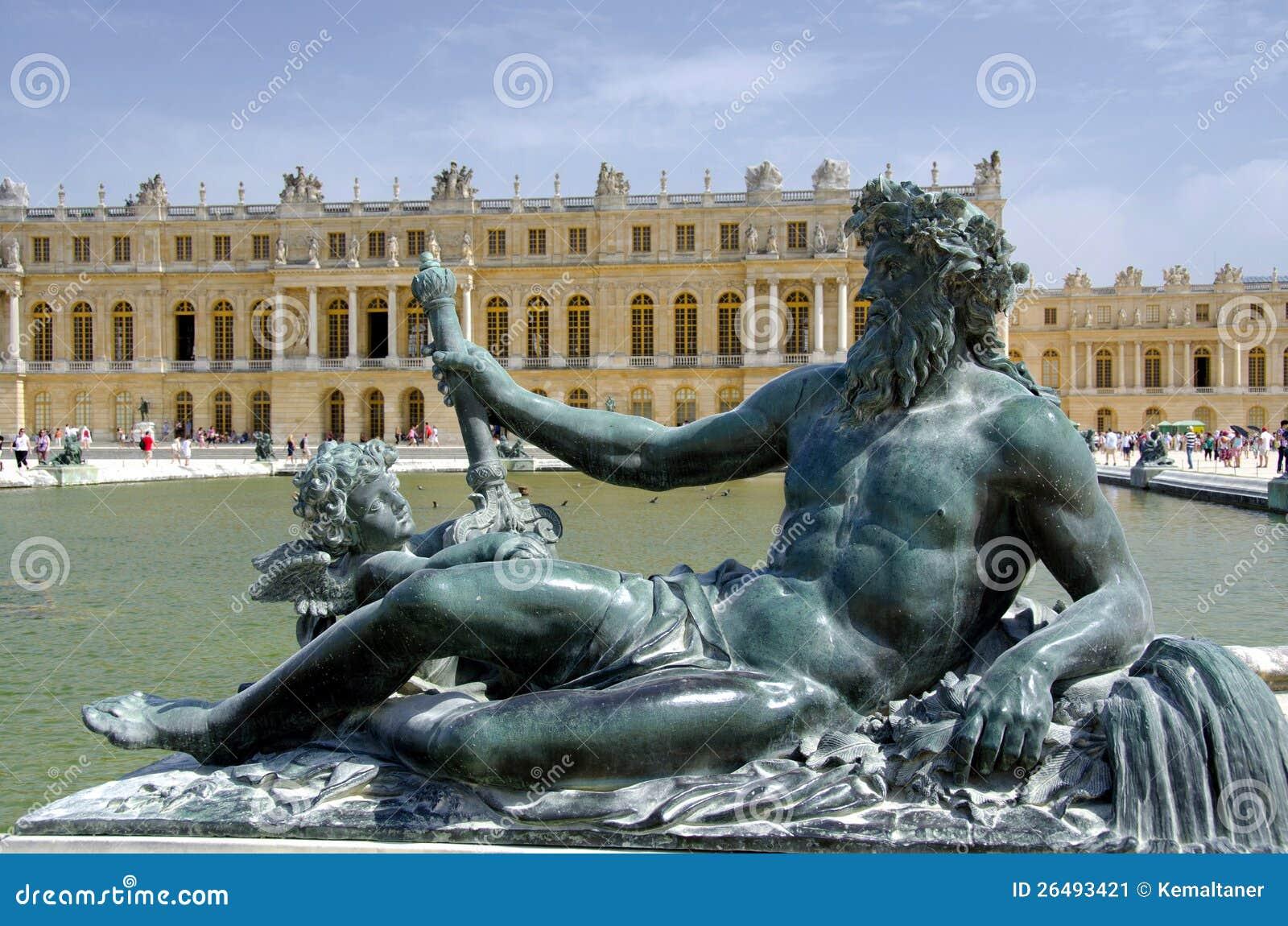 Palais de Versailles, Paris