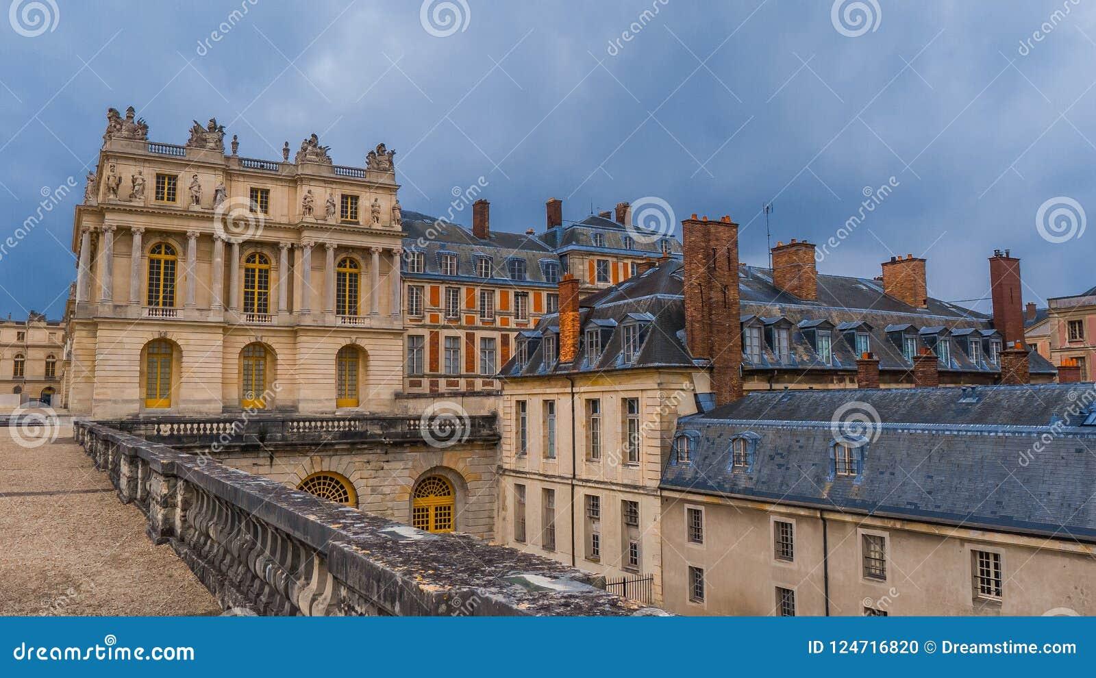 Photo De Galerie Exterieur palais de versailles : vue de des batailles de galerie de