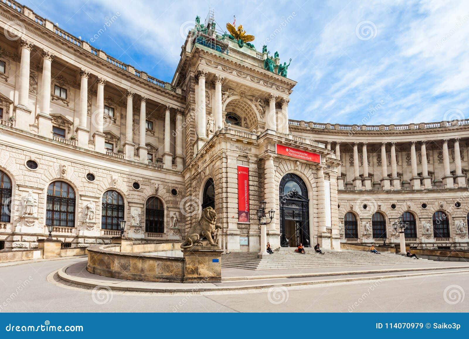 Palais impérial de Hofburg, Vienne
