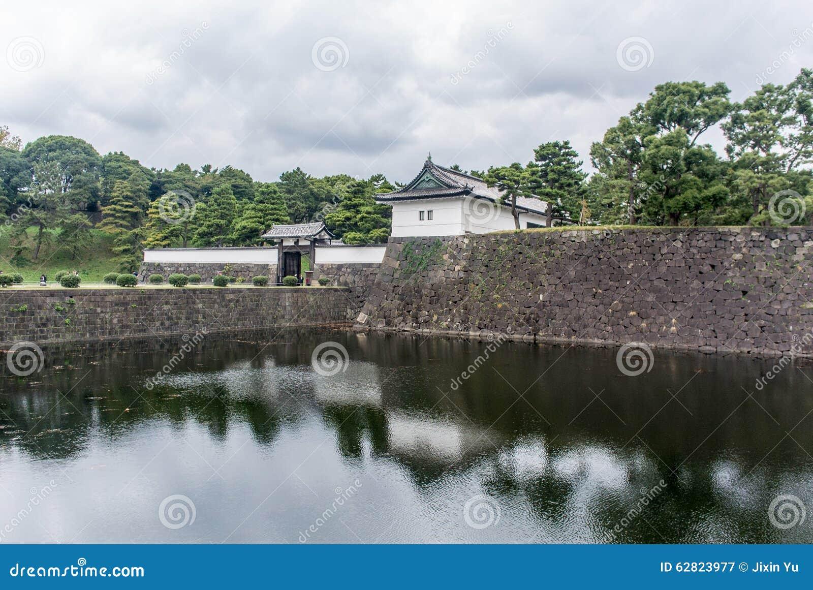 Palais impérial du Japon