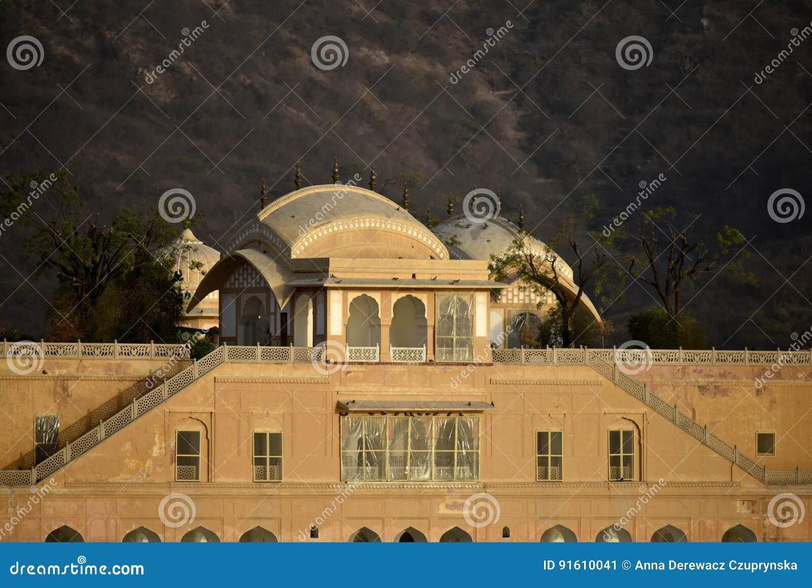 Palais Jal Mahal India