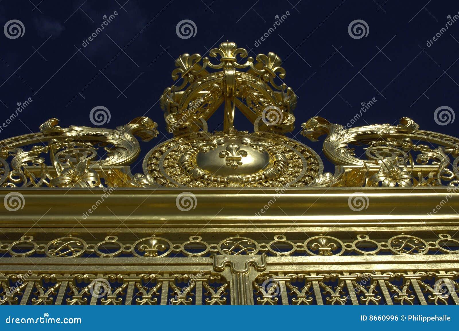 Palais Versailles de porte de la France