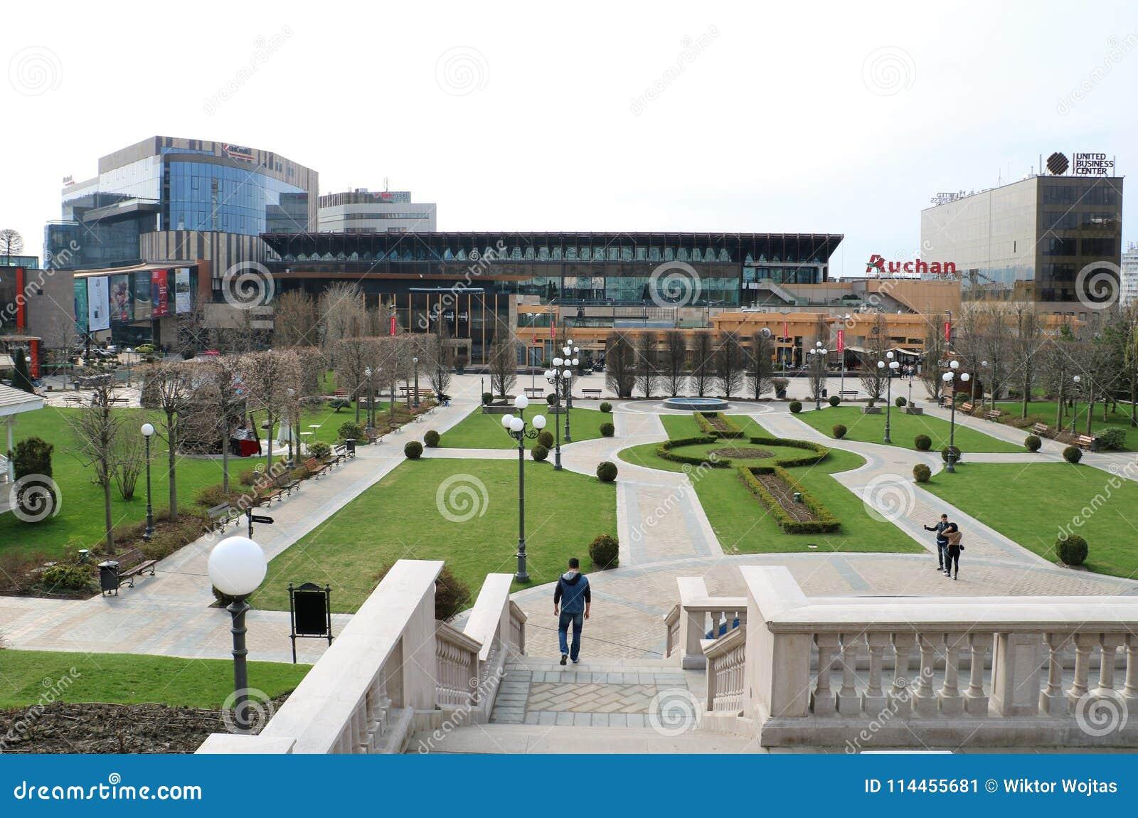 Palas kompleks w Iasi Rumunia