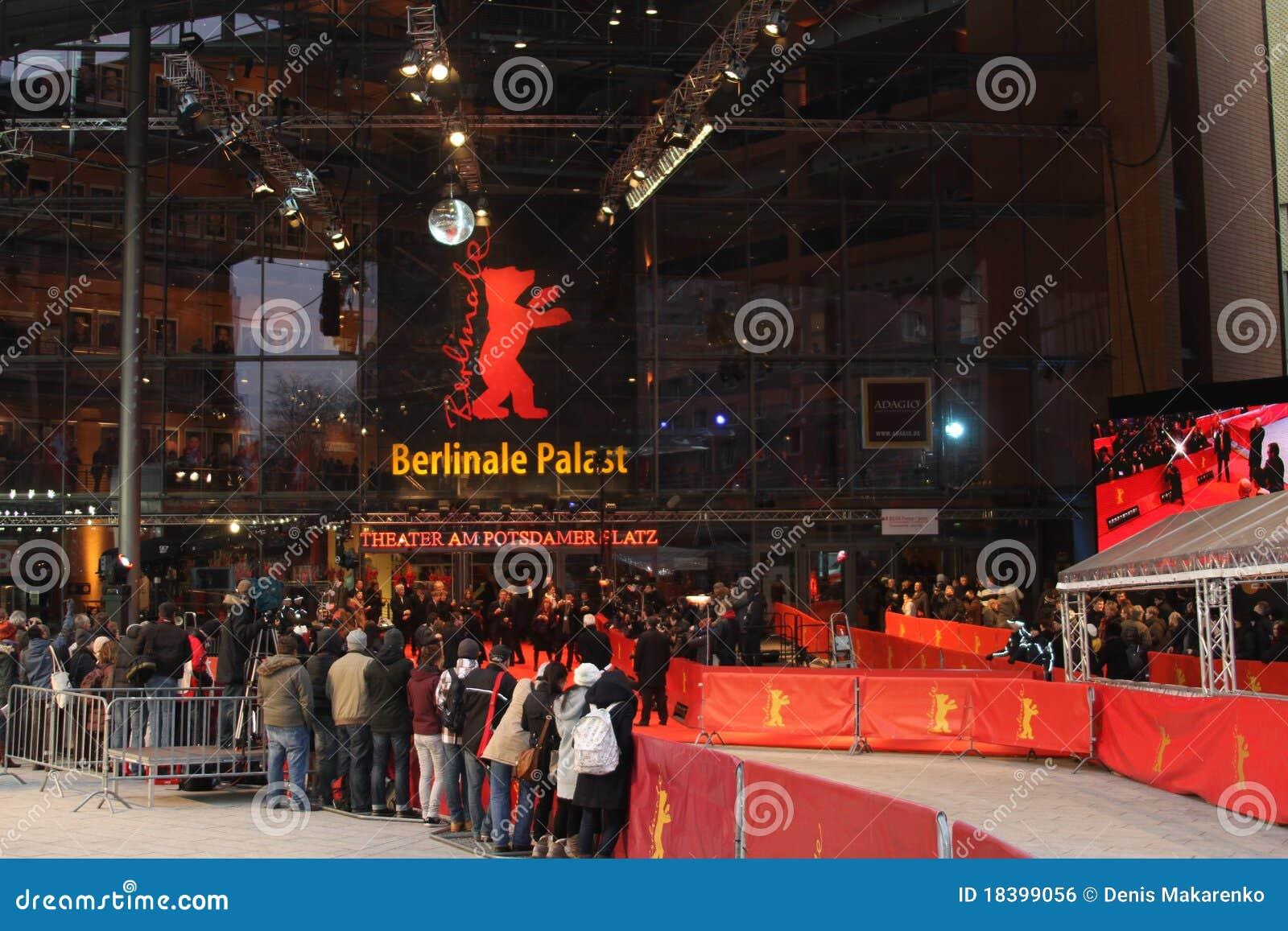 Palast 2011 berlinale