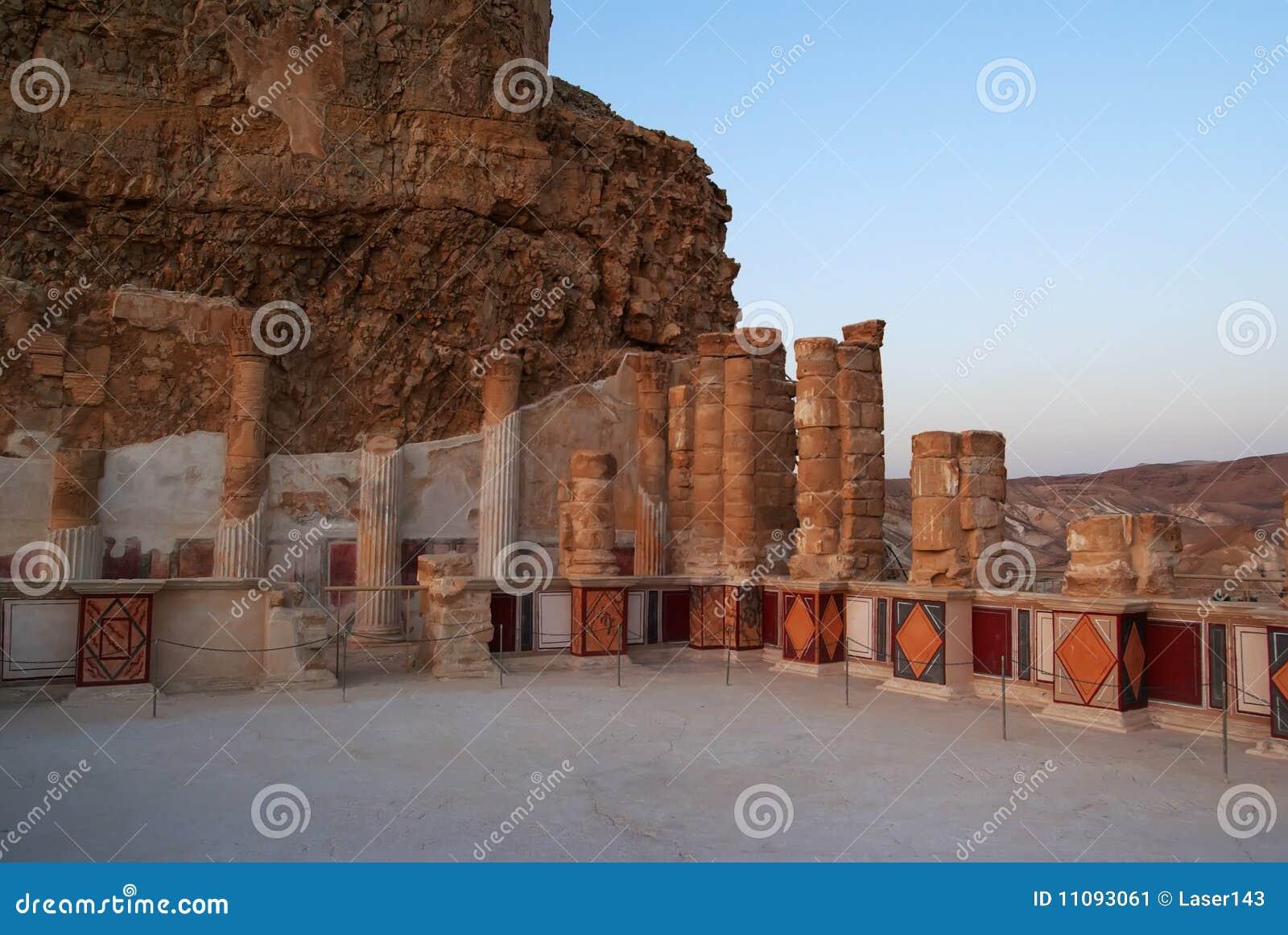 Palast des Königs Herods
