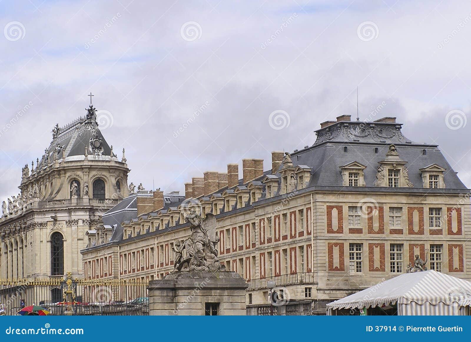Palast von Versailles 4