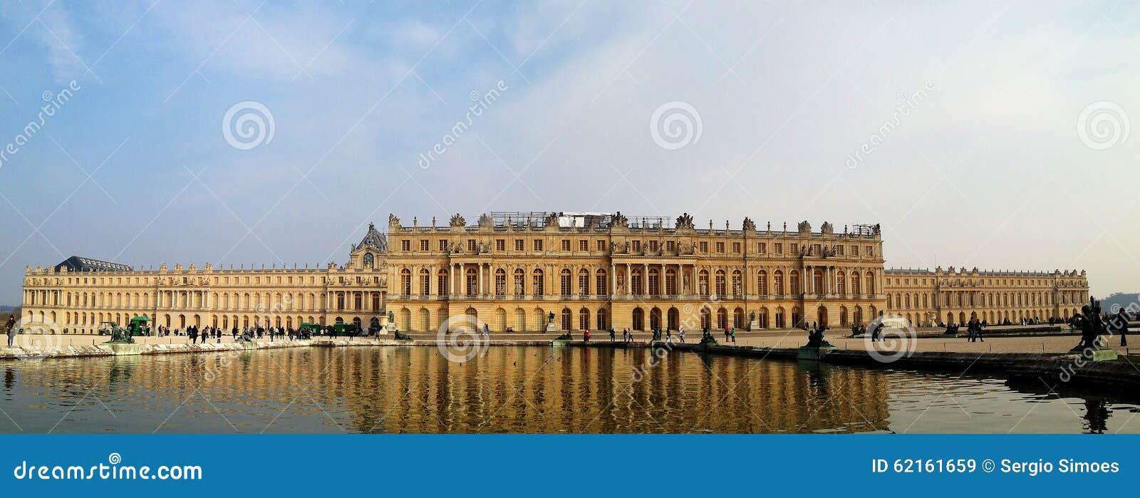 Palast von Versailles