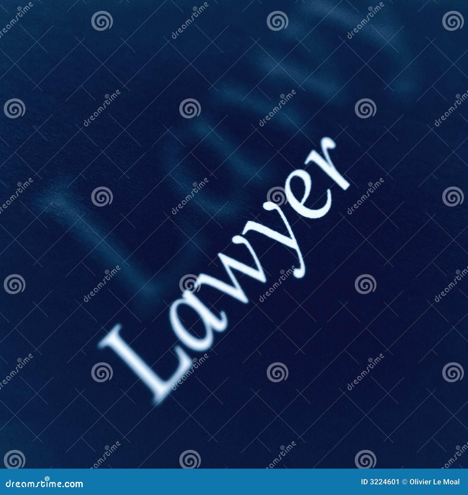 Palavra do advogado em um Livro Branco