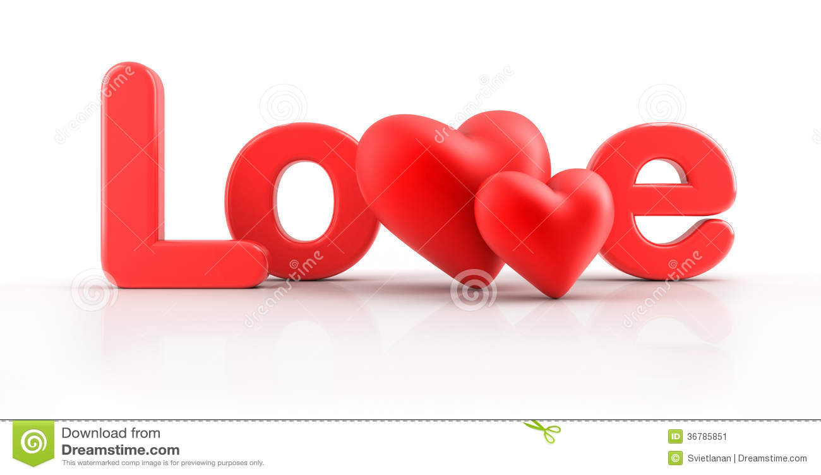Palavra do amor.