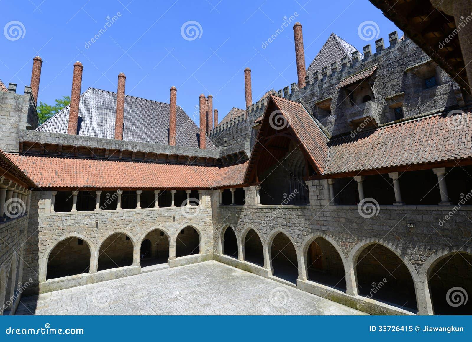 Palazzo dei duchi di Braganza, Guimarães, Portogallo