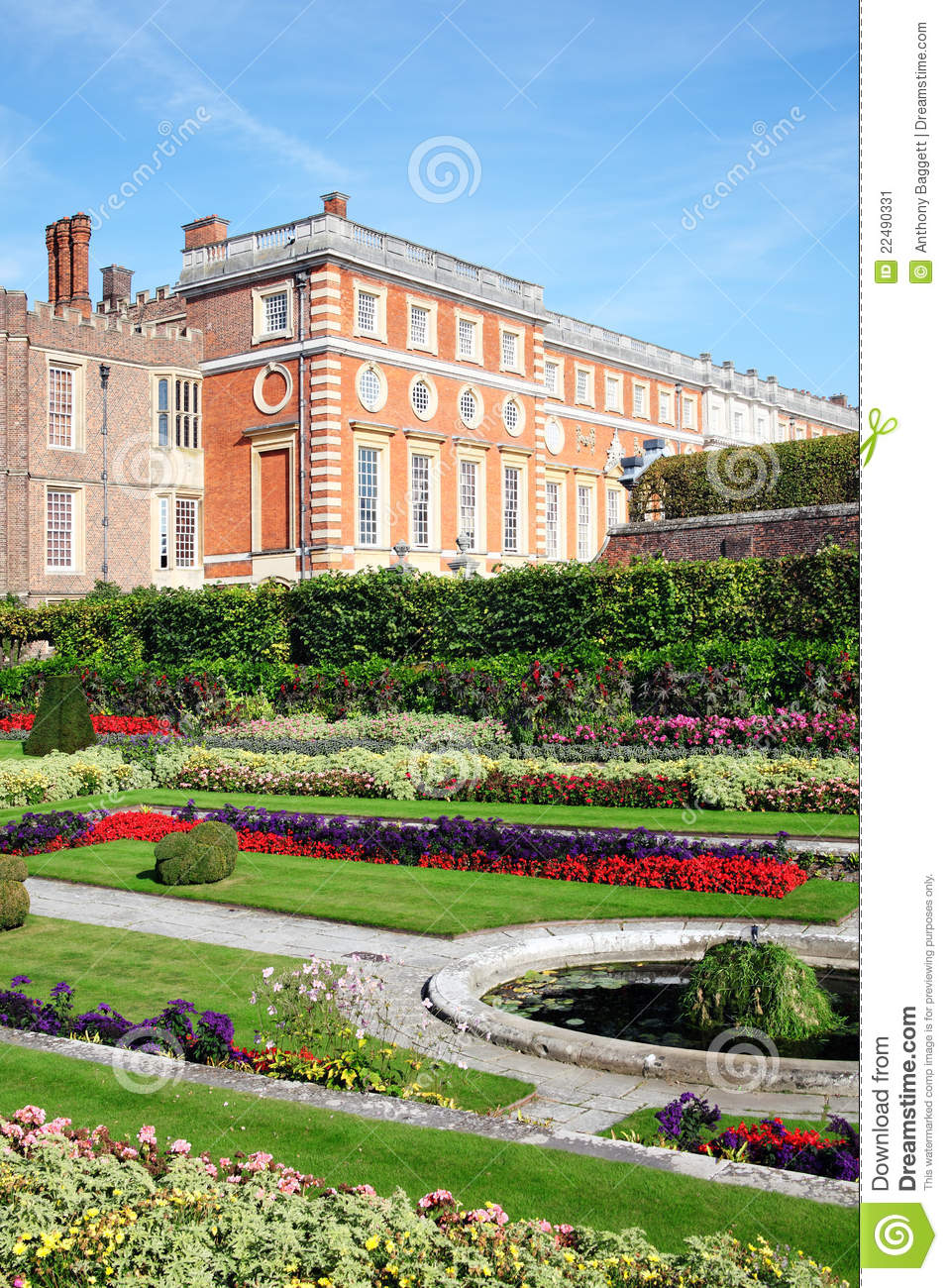 London: Privattour durch den Hampton Court Palace