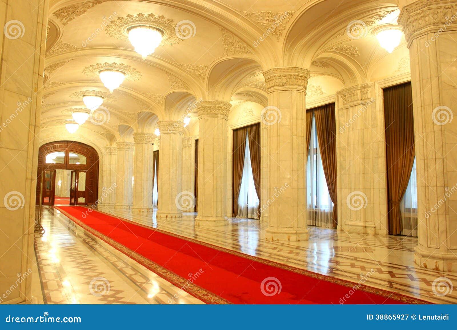 Palazzo Del Parlamento Fotografia Stock Immagine 38865927