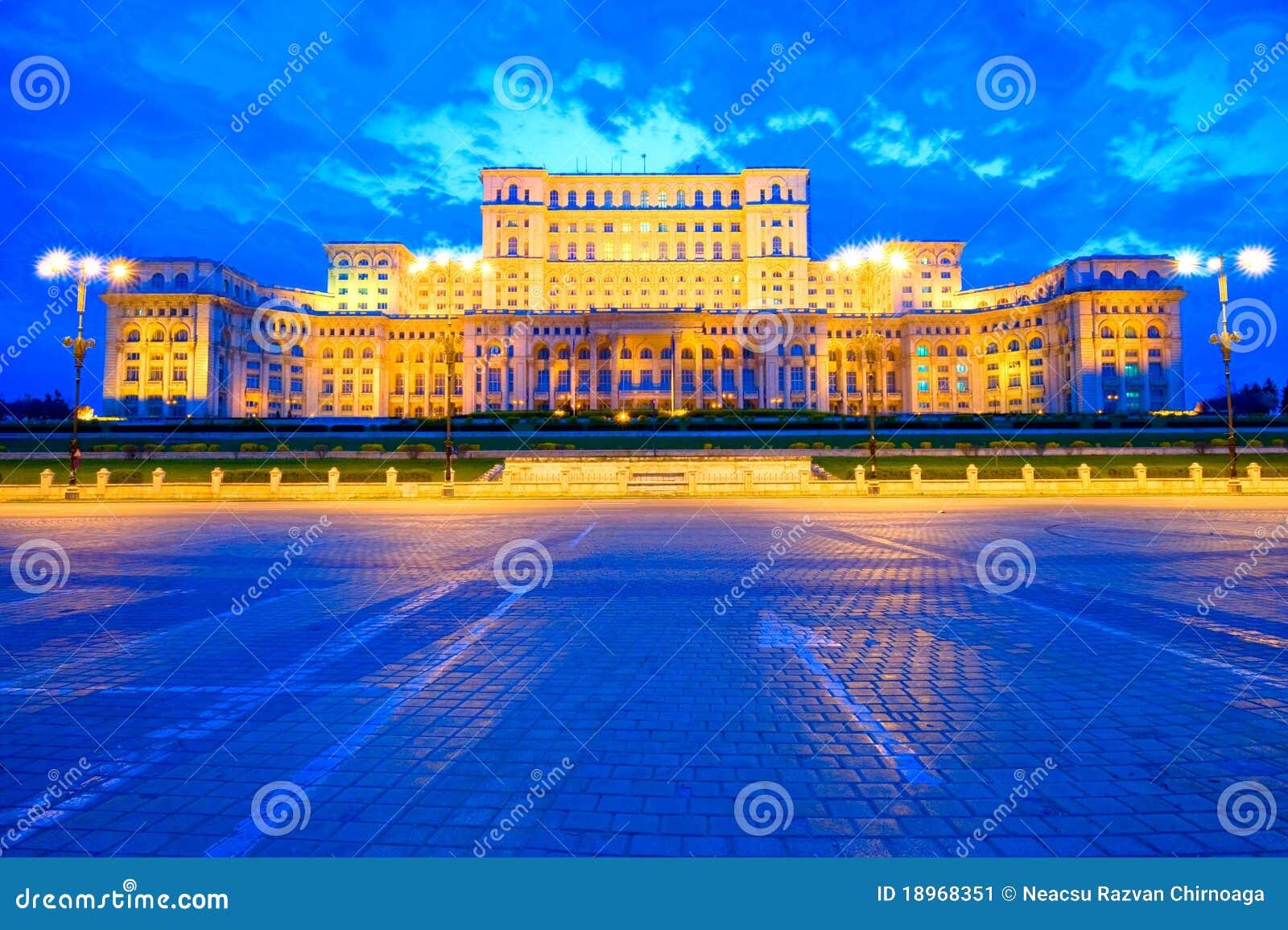 Palazzo del Parlamento, Bucarest