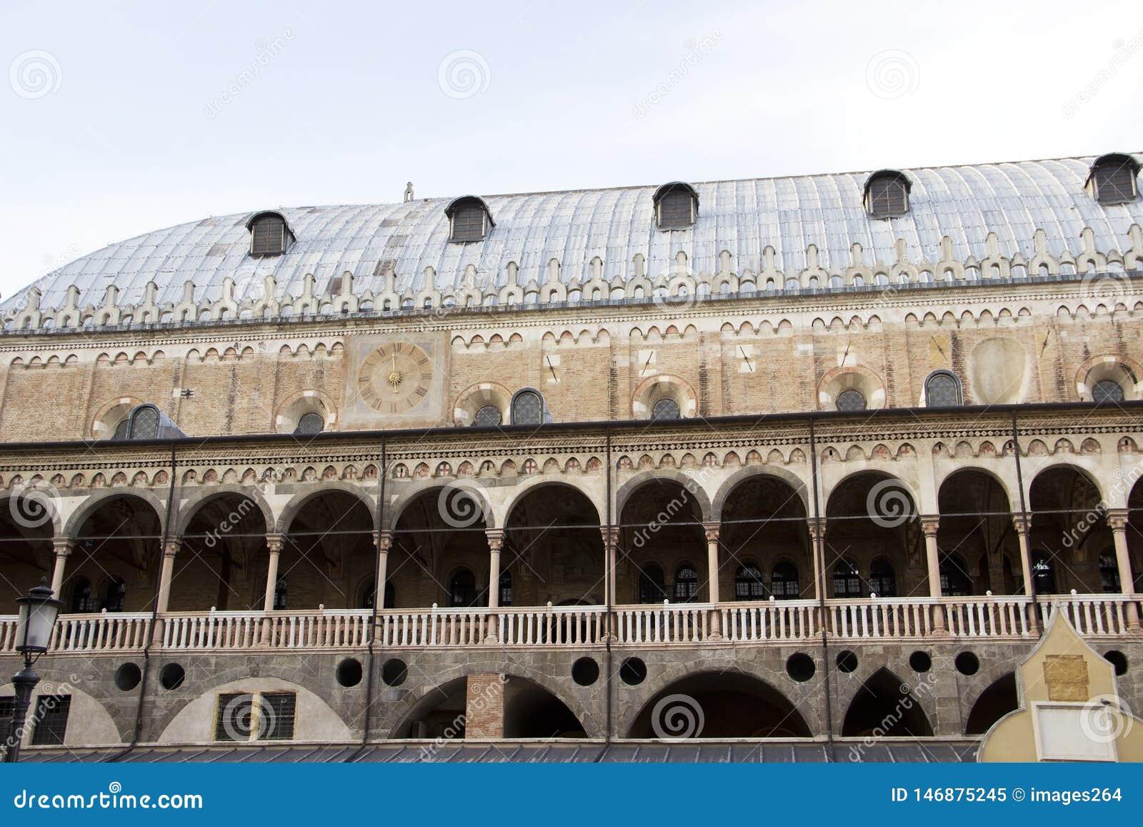 Palazzo Della Ragione ? Padoue