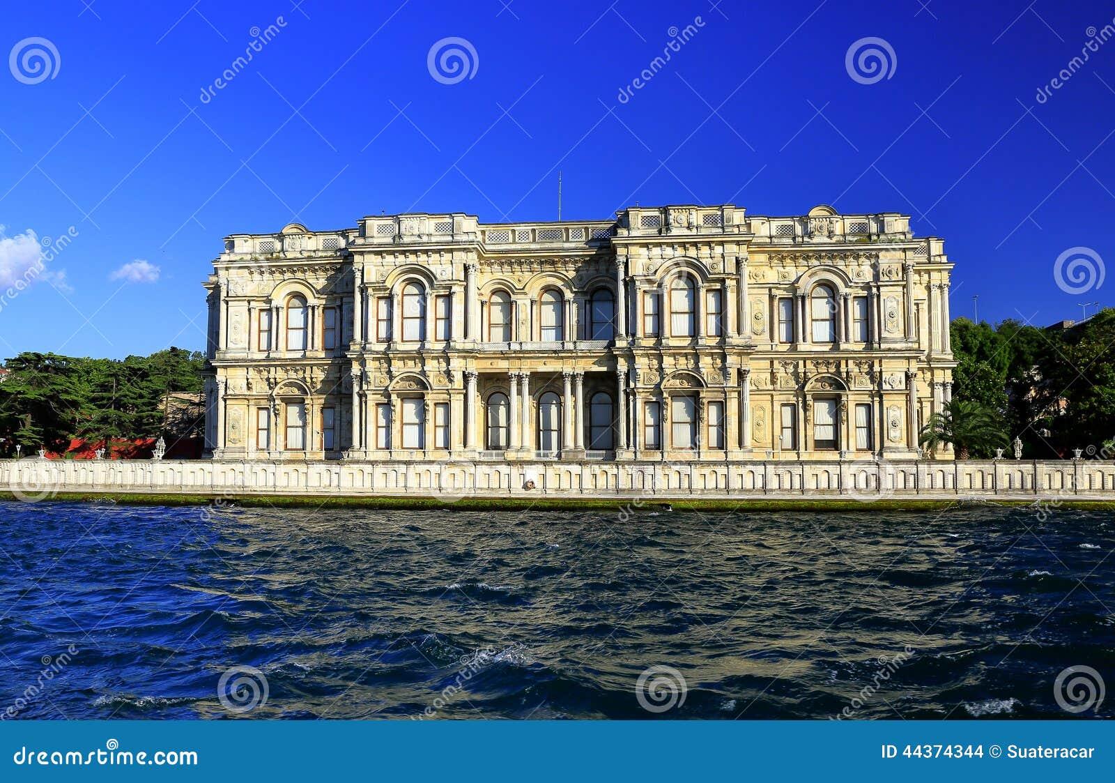 Palazzo di estate di Kucuksu, Costantinopoli
