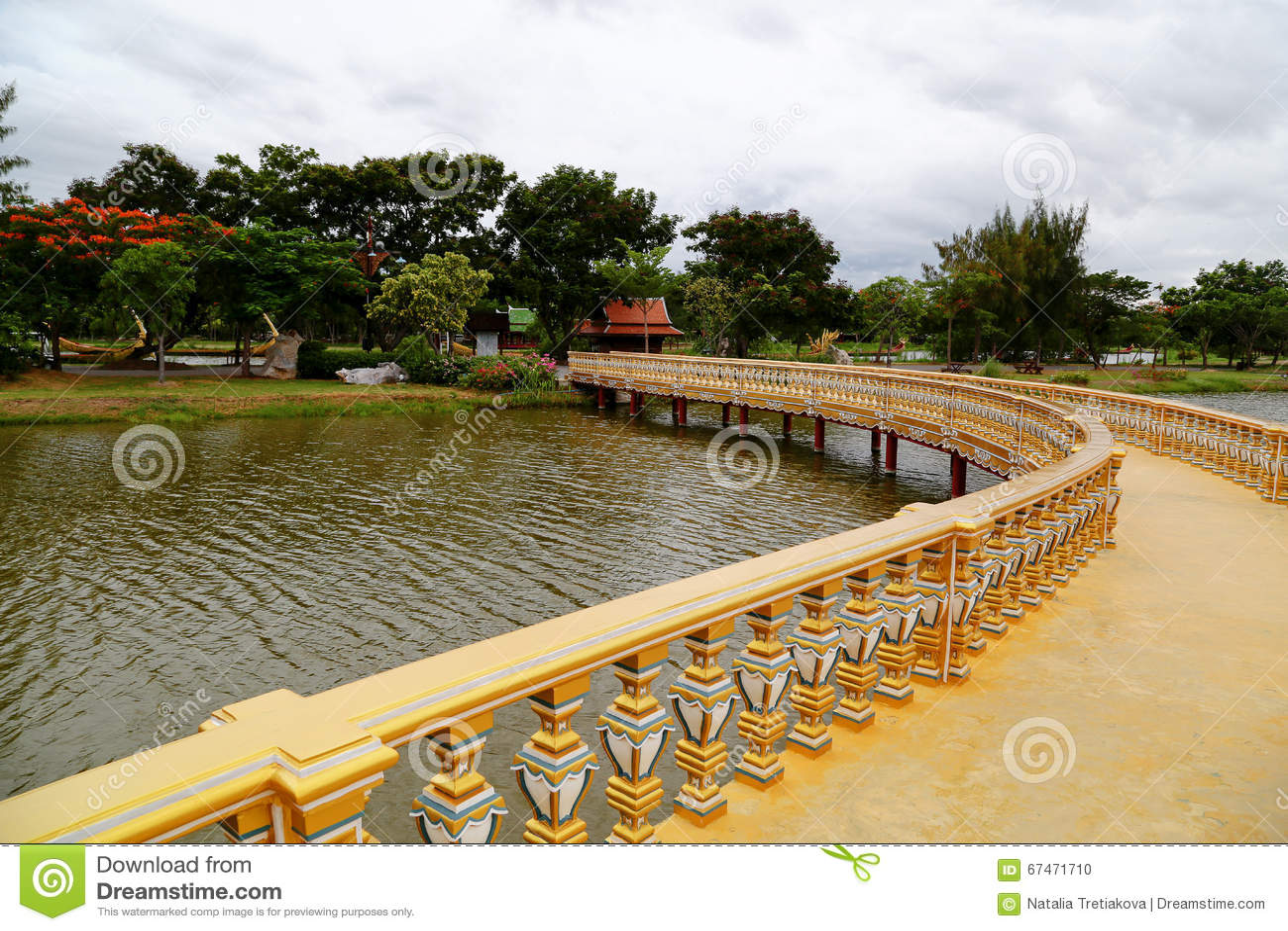 Palazzo di Sanphet Prasat, città antica, (città antica, Muang Boran)