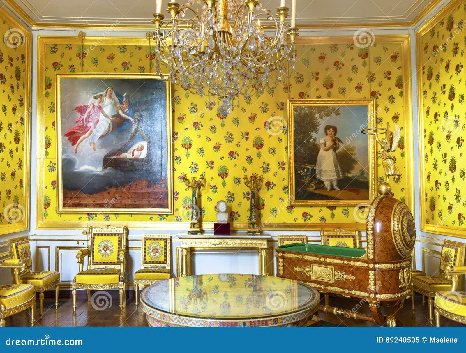Palazzo di visita di Fontainebleau