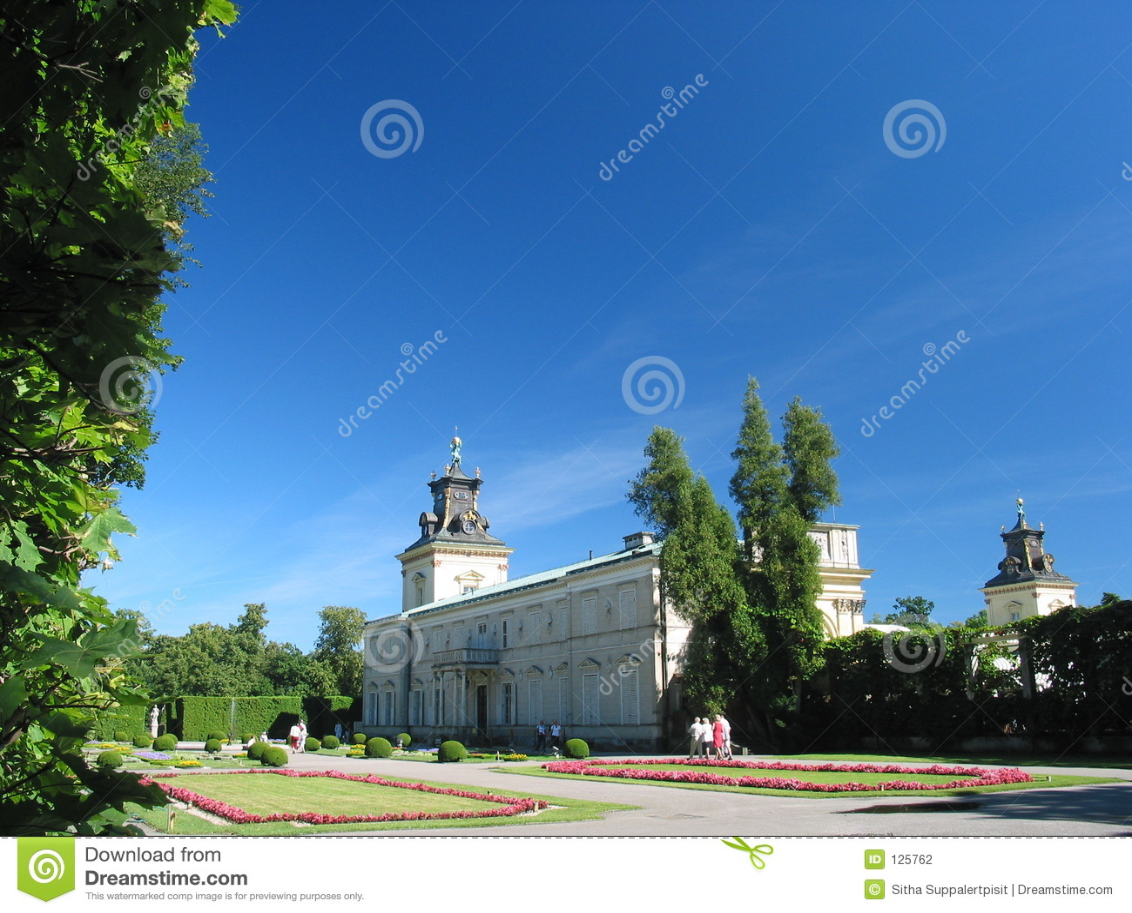 Palazzo di Wilanow, Varsavia, Polonia