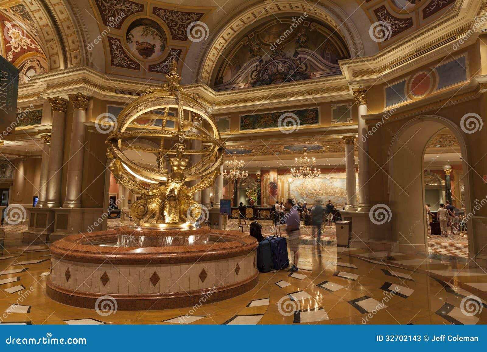 Palazzo hotellinre i Las Vegas, NV på Augusti 02, 2013