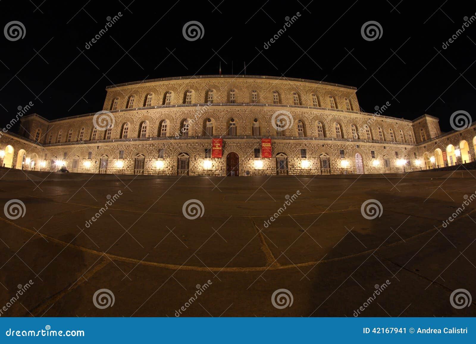 Palazzo Pitti in Florence, Toscanië, Italië