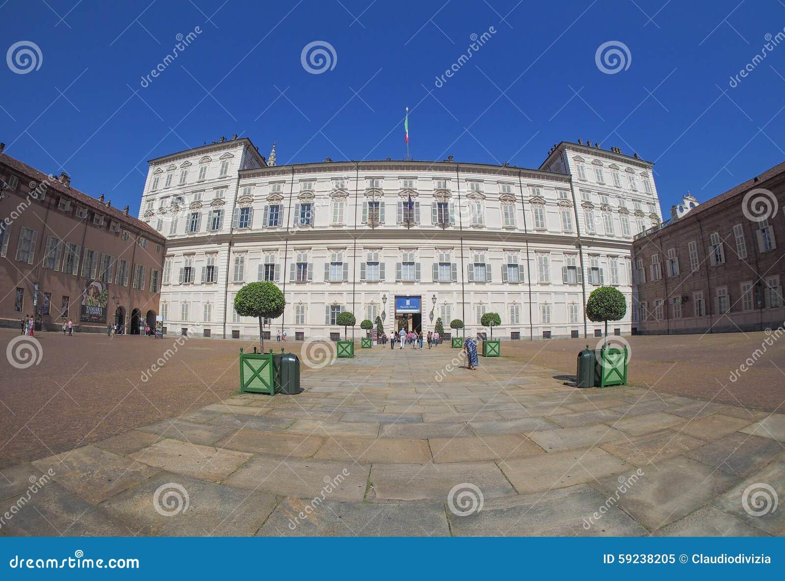 Palazzo Reale en Turín