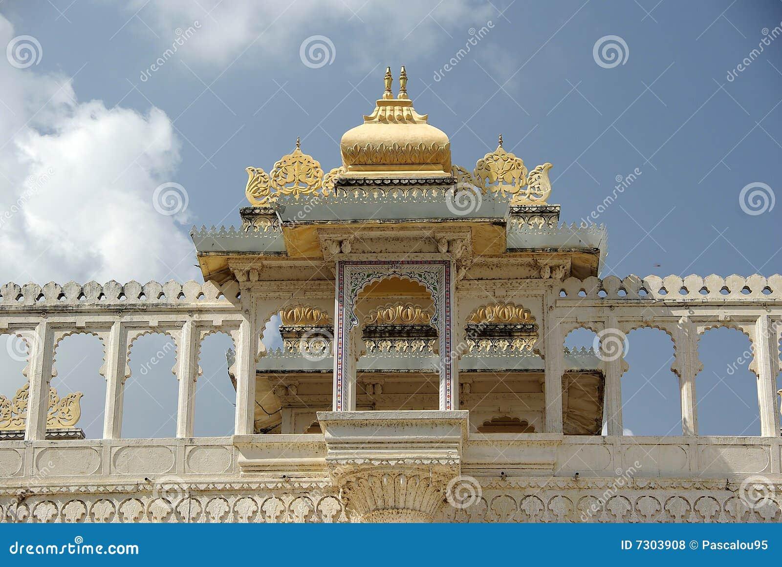 Palazzo in Udaipur, Ragiastan della città
