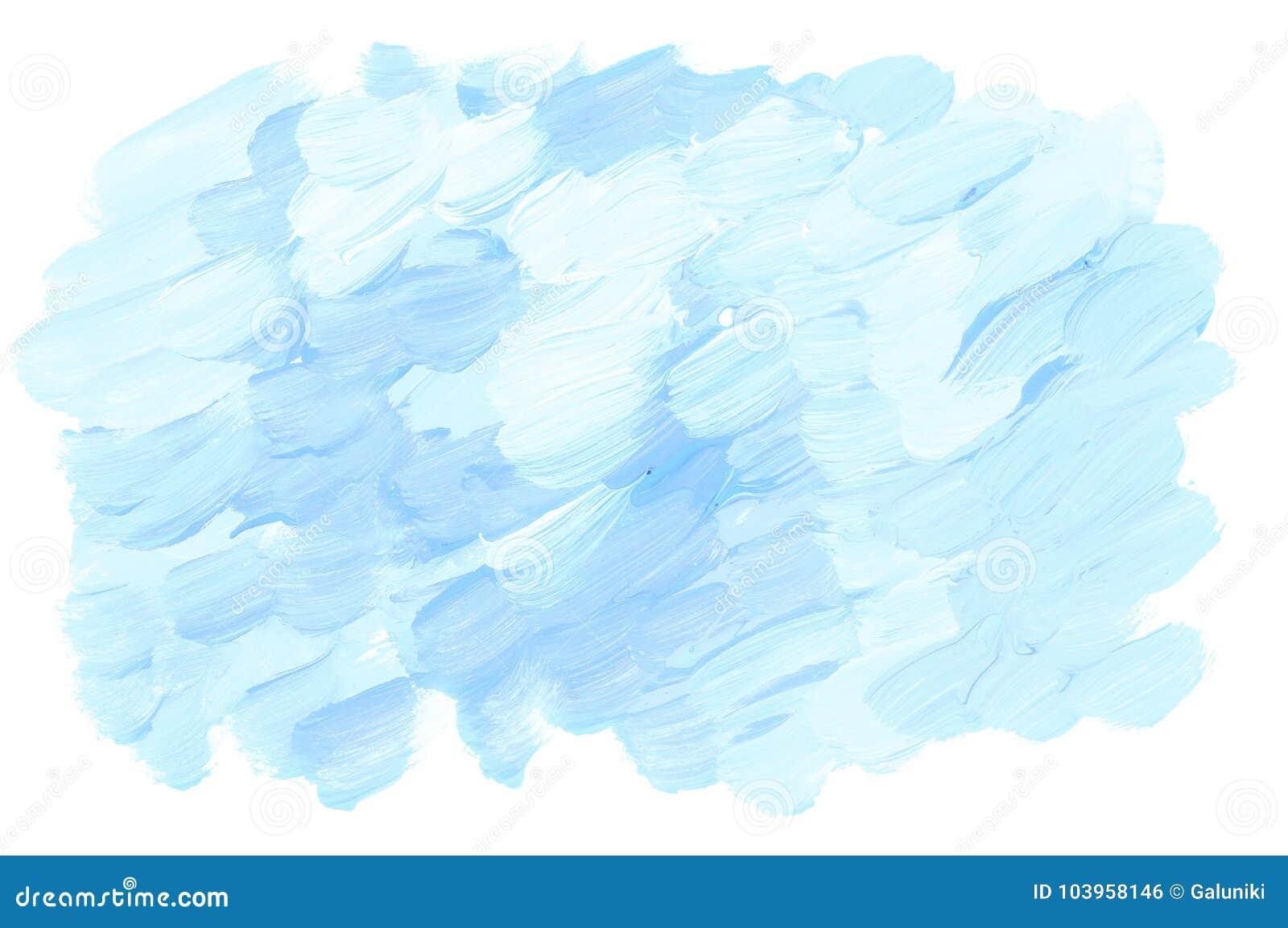 Pale Pastel Rosy Color Acrylic Paint Brush Stroke Stock Illustration Illustration Of Acrylic Painted 103958146