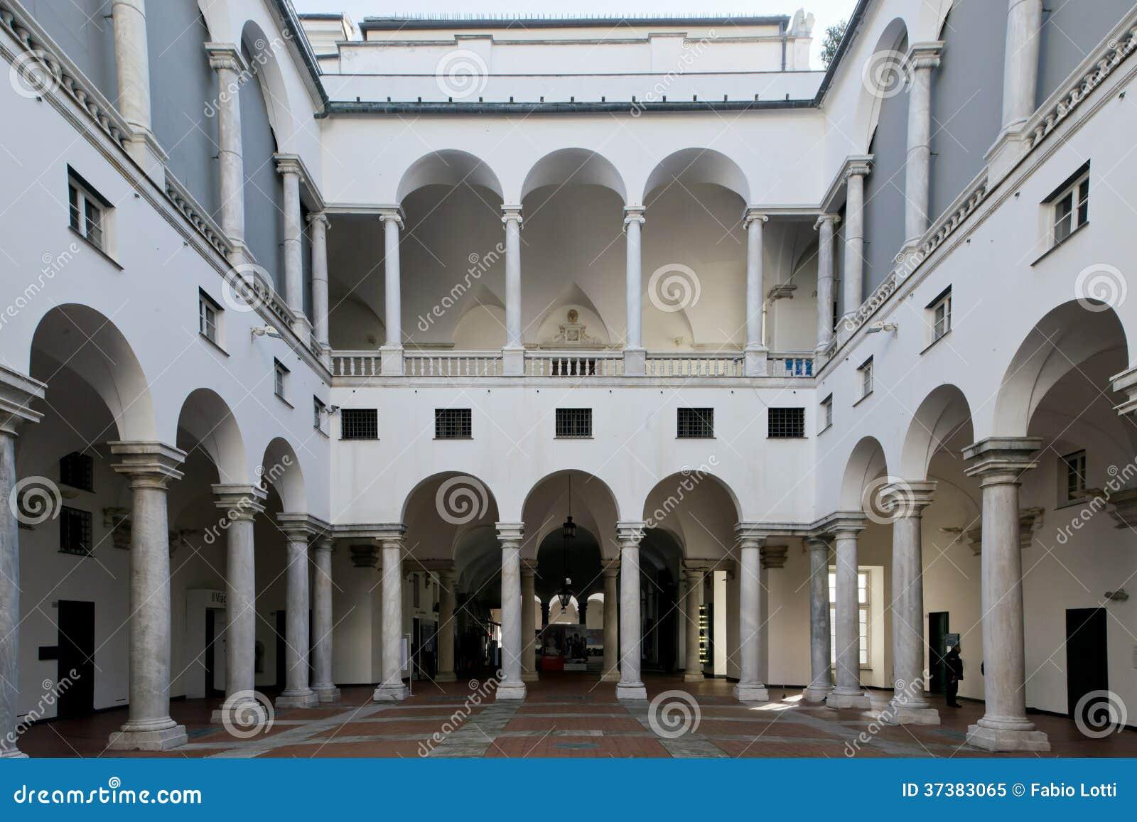 Paleis van de Doges in Genua