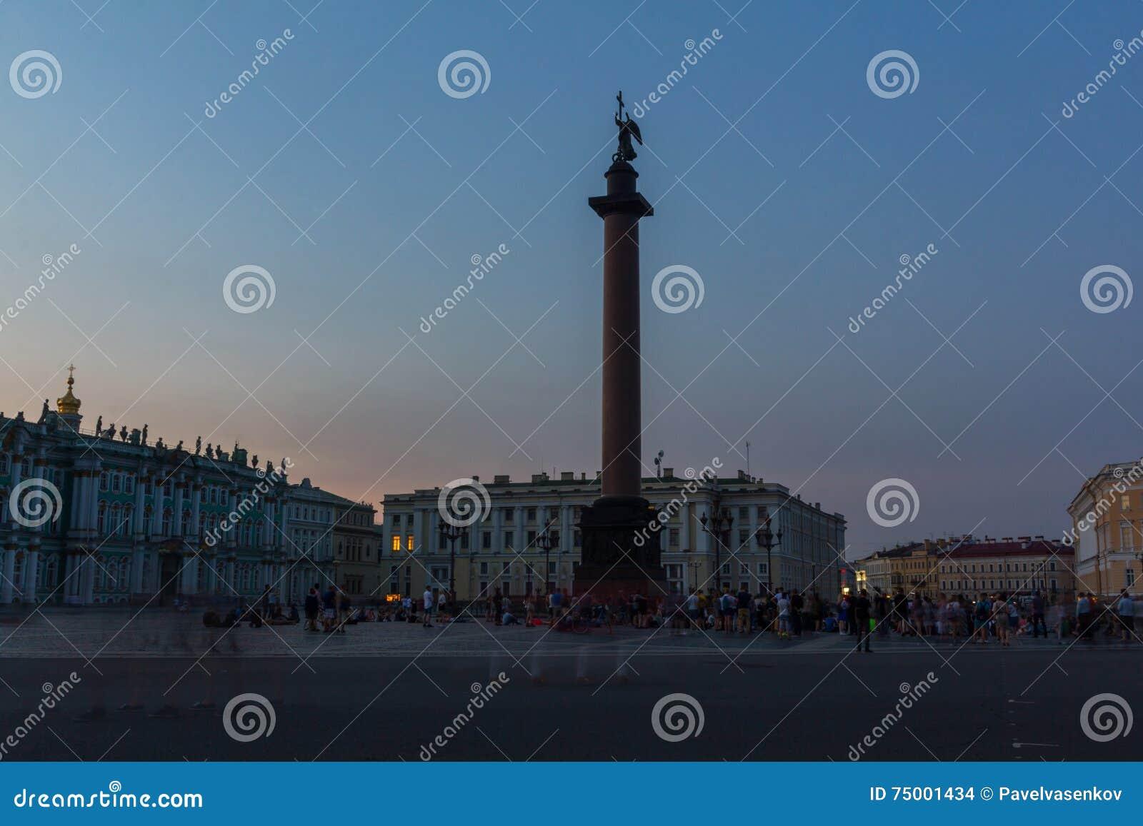 Paleisvierkant, St Petersburg, Rusland