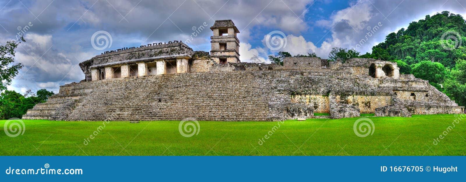 Palenque alte Maya-Tempel, Mexiko