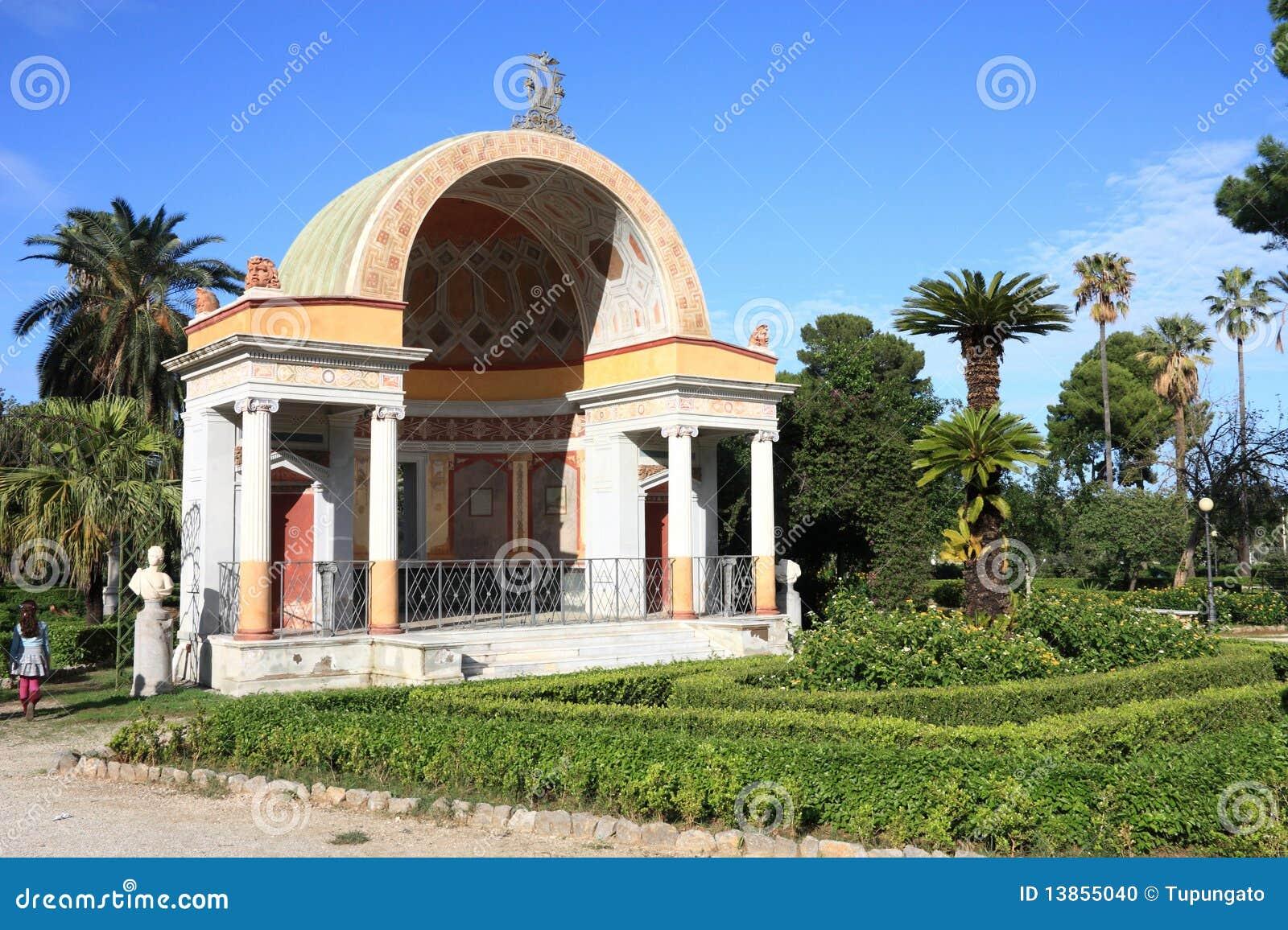 Palermo foto de archivo imagen 13855040 for Amapola jardin de infantes palermo