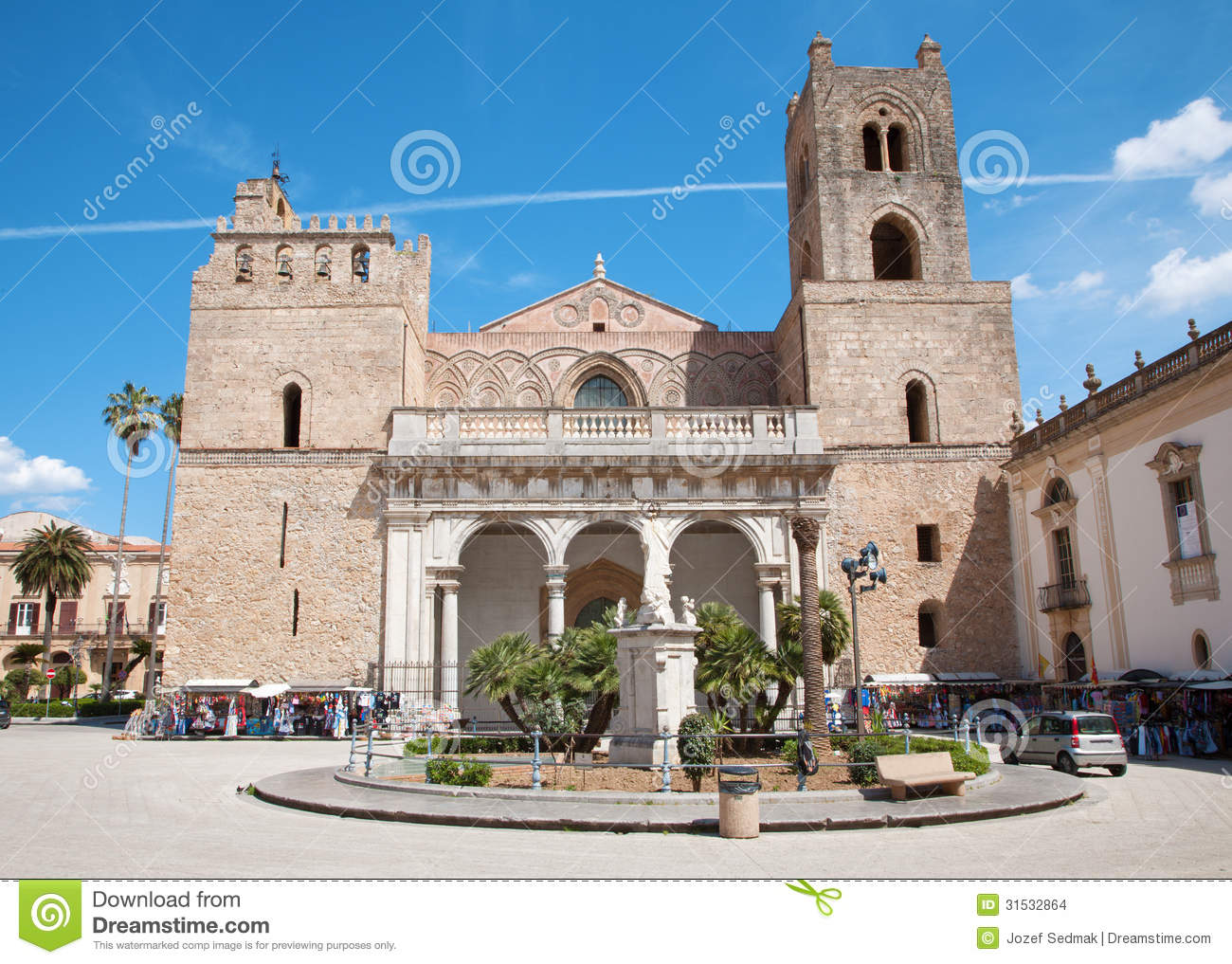 Palermo - Monreale cathedral