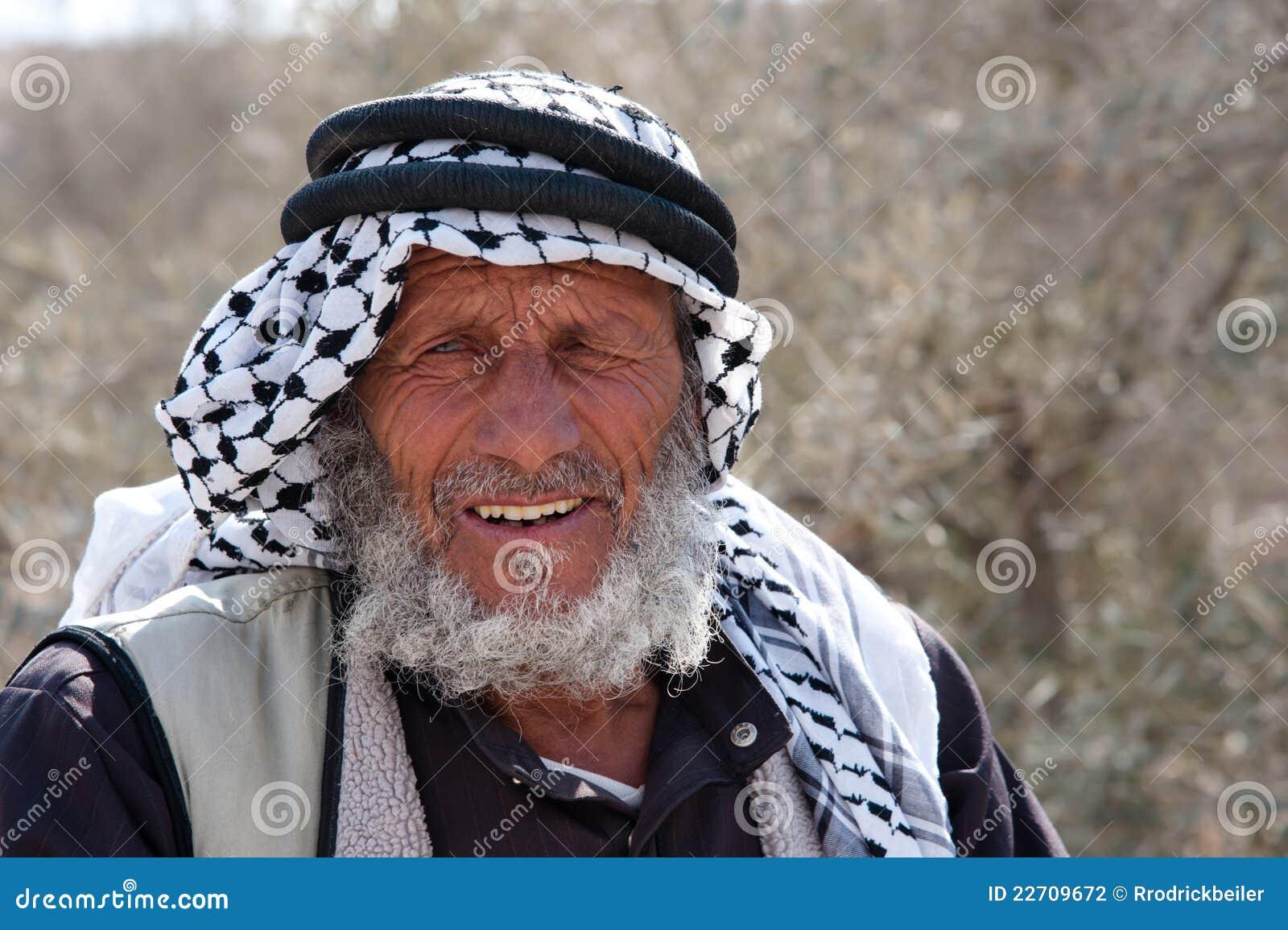 Palestinian Villager