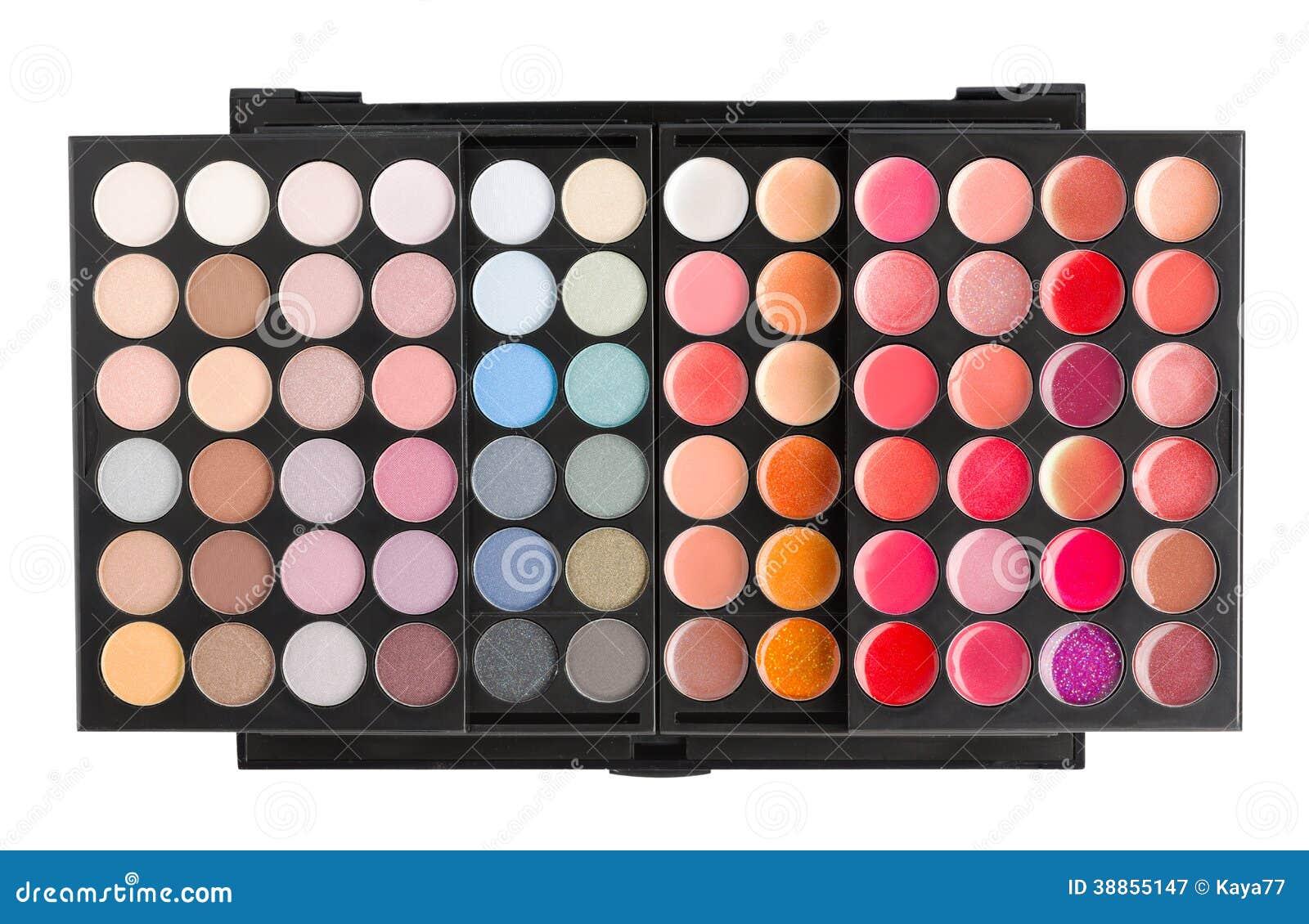 Palet voor make-up