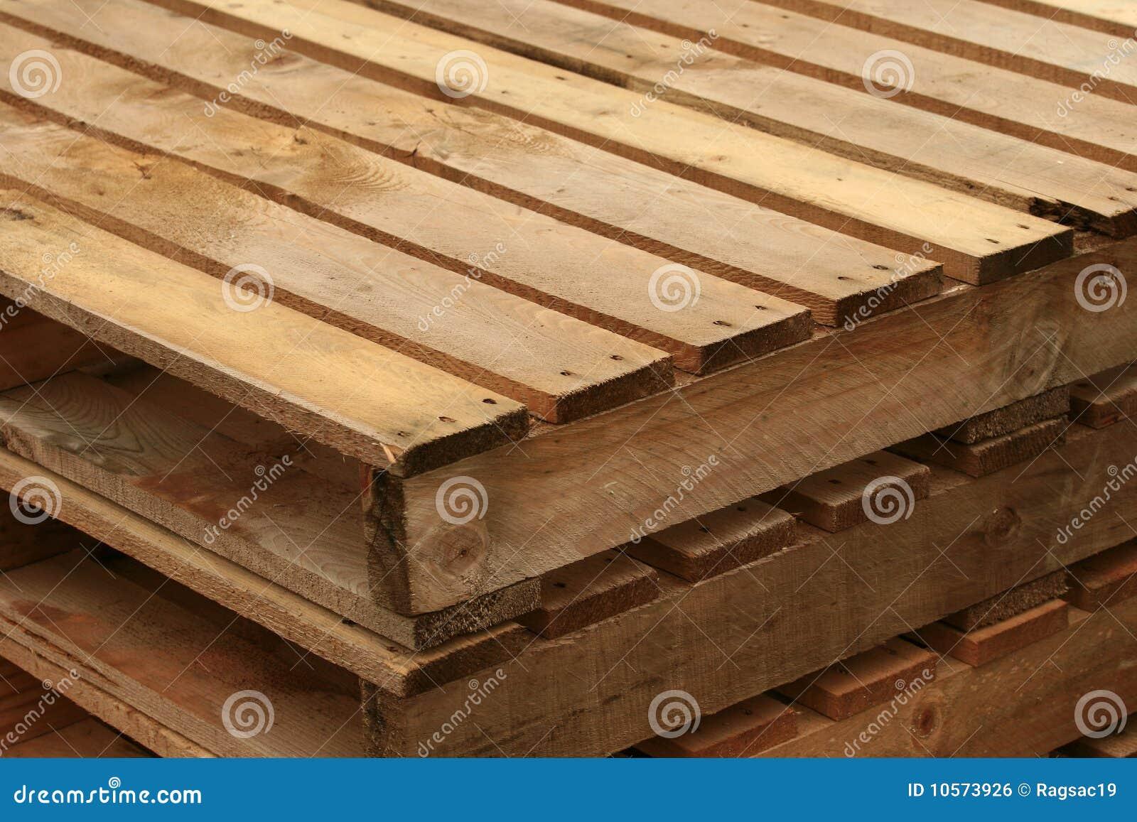 Paleta de madera