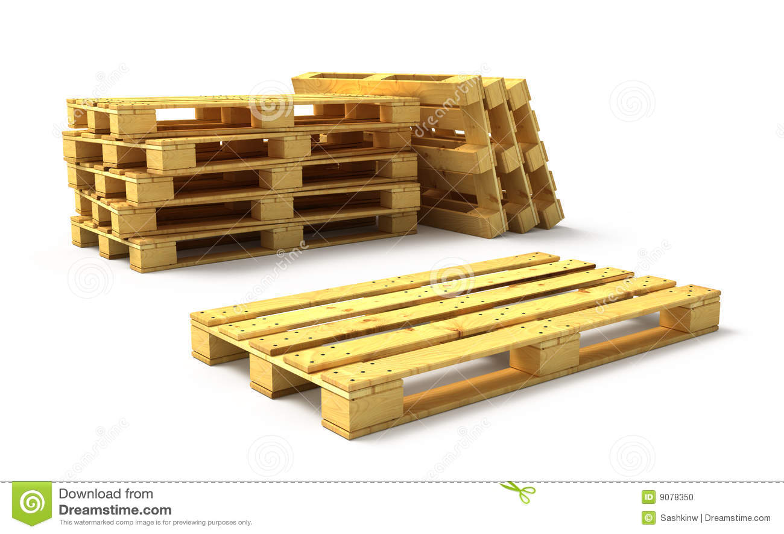 Paletas de madera foto de archivo imagen 9078350 for Paletas madera