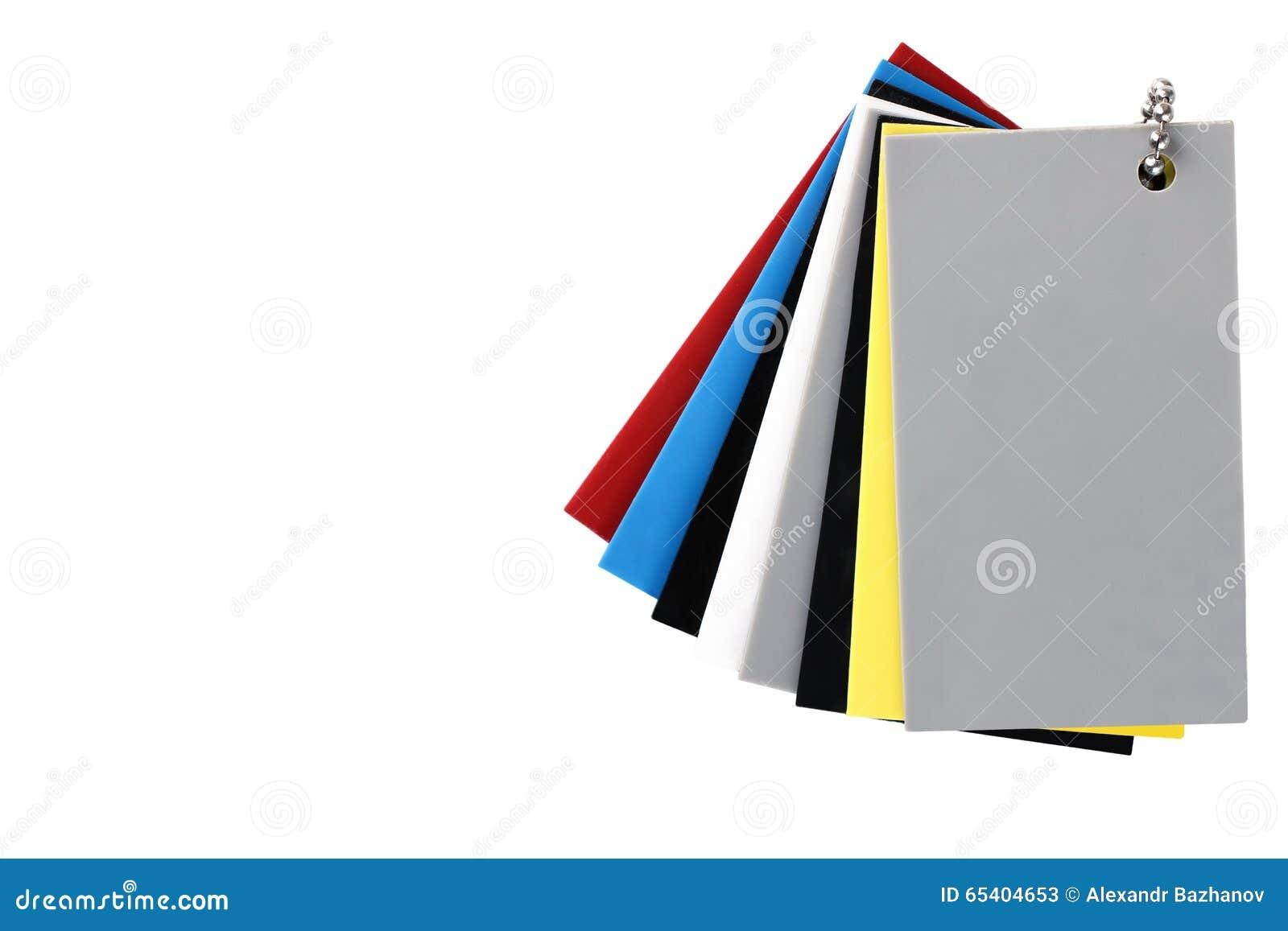 Paletas individuales