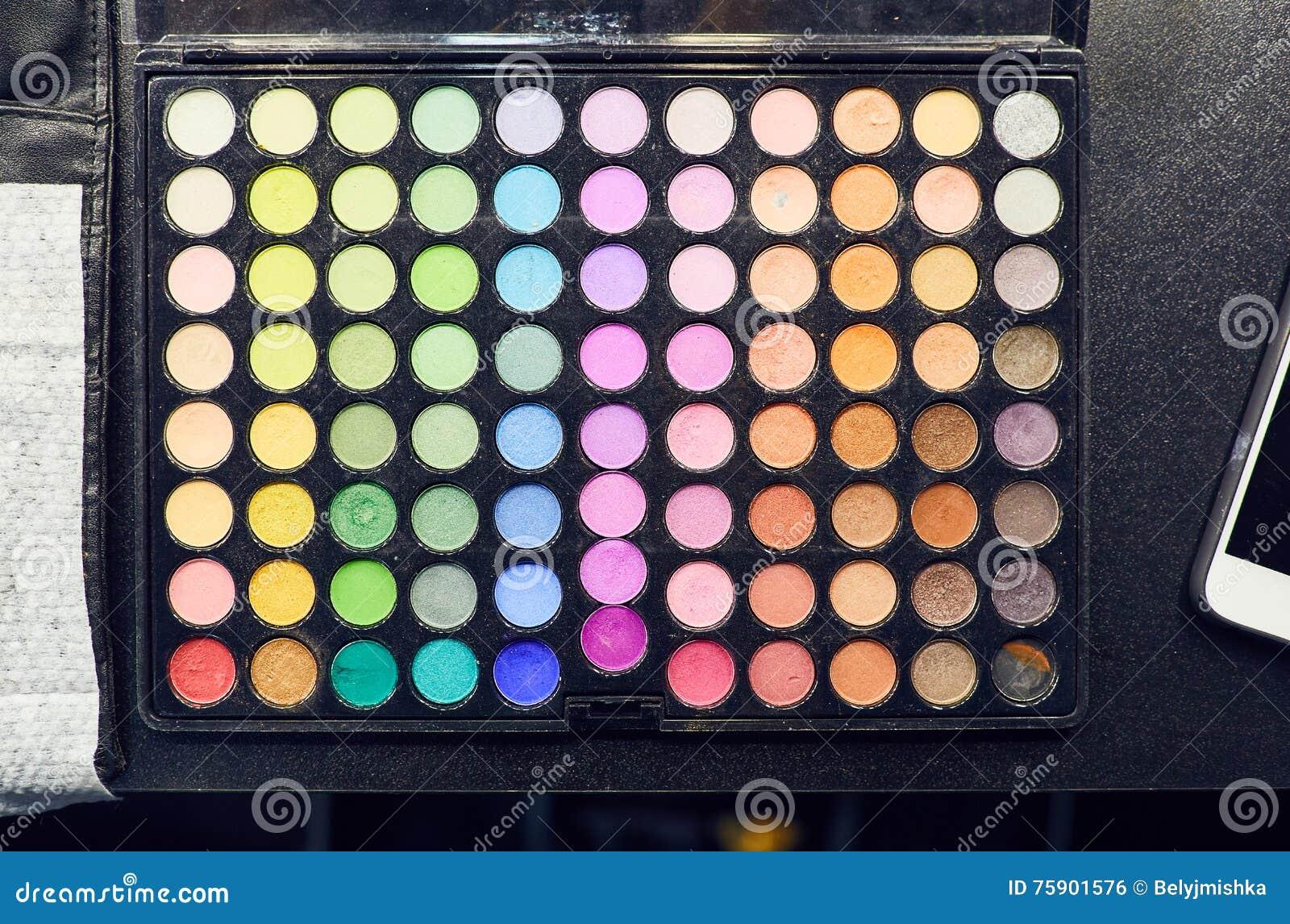 bästa ögonskugga palett