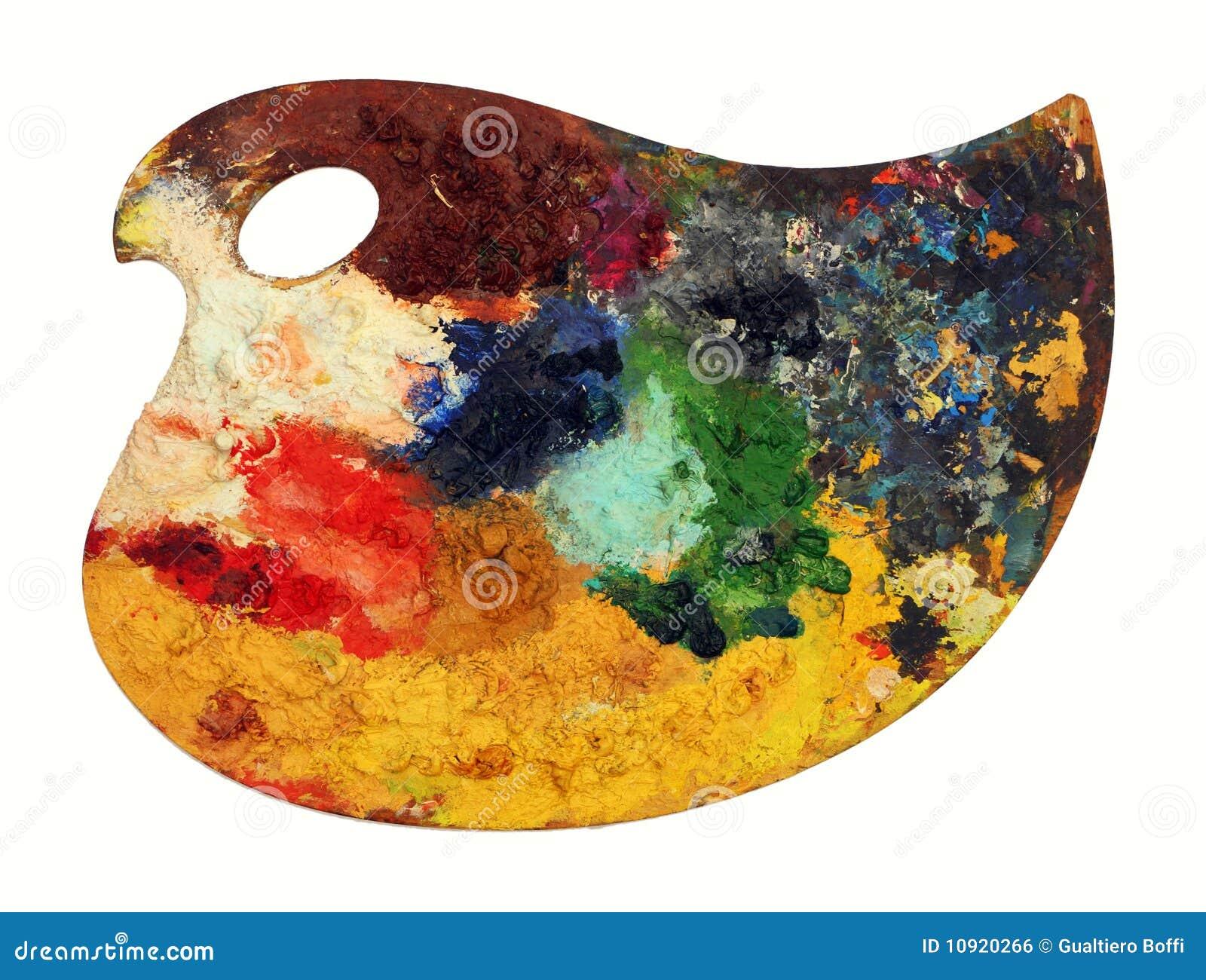 palette de couleur classique d 39 art photo stock image du configuration illustration 10920266. Black Bedroom Furniture Sets. Home Design Ideas