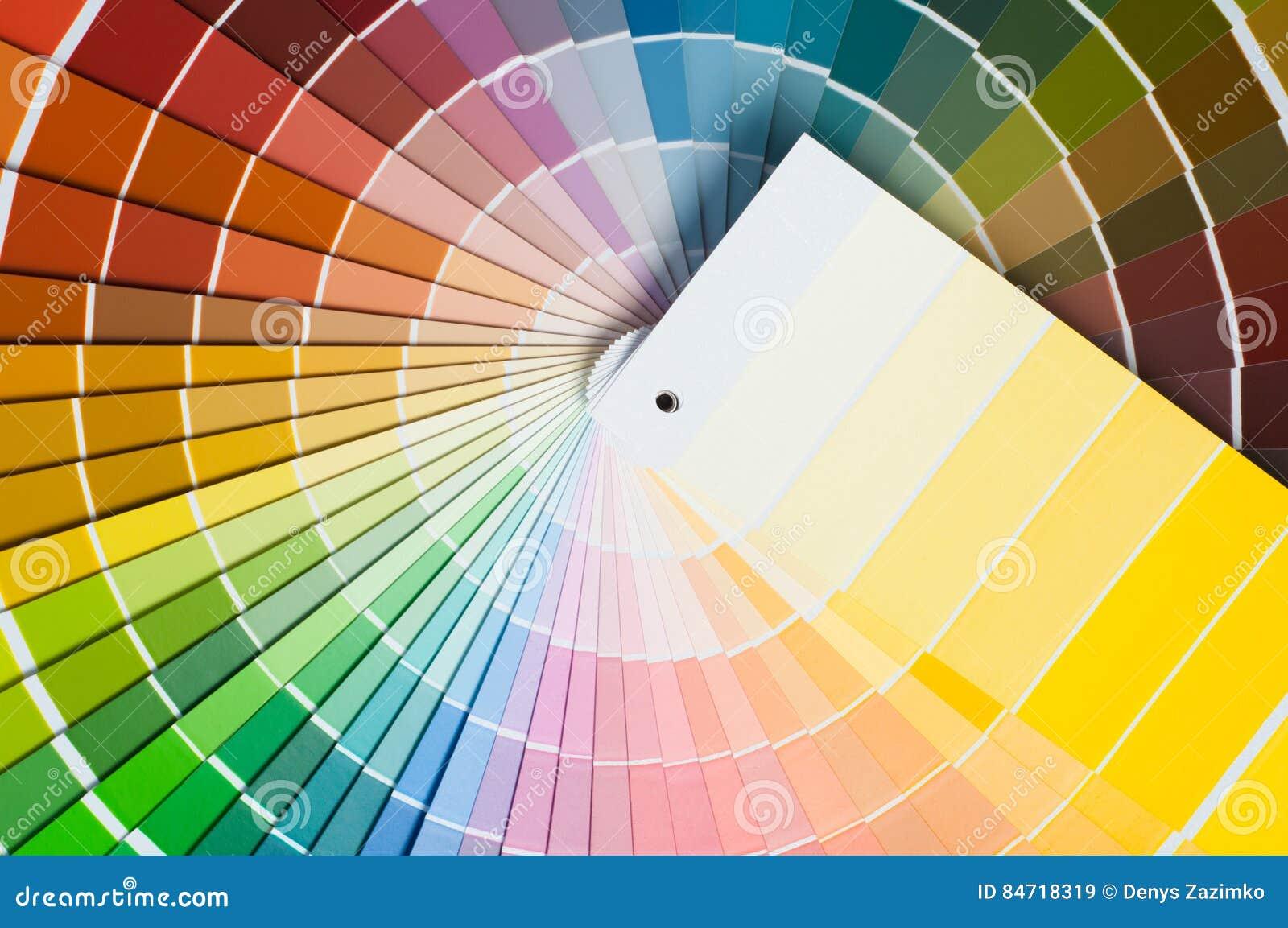 Colorez La Palette Ral, Guide De Couleur, échantillons De Peinture,  Catalogue De Couleur
