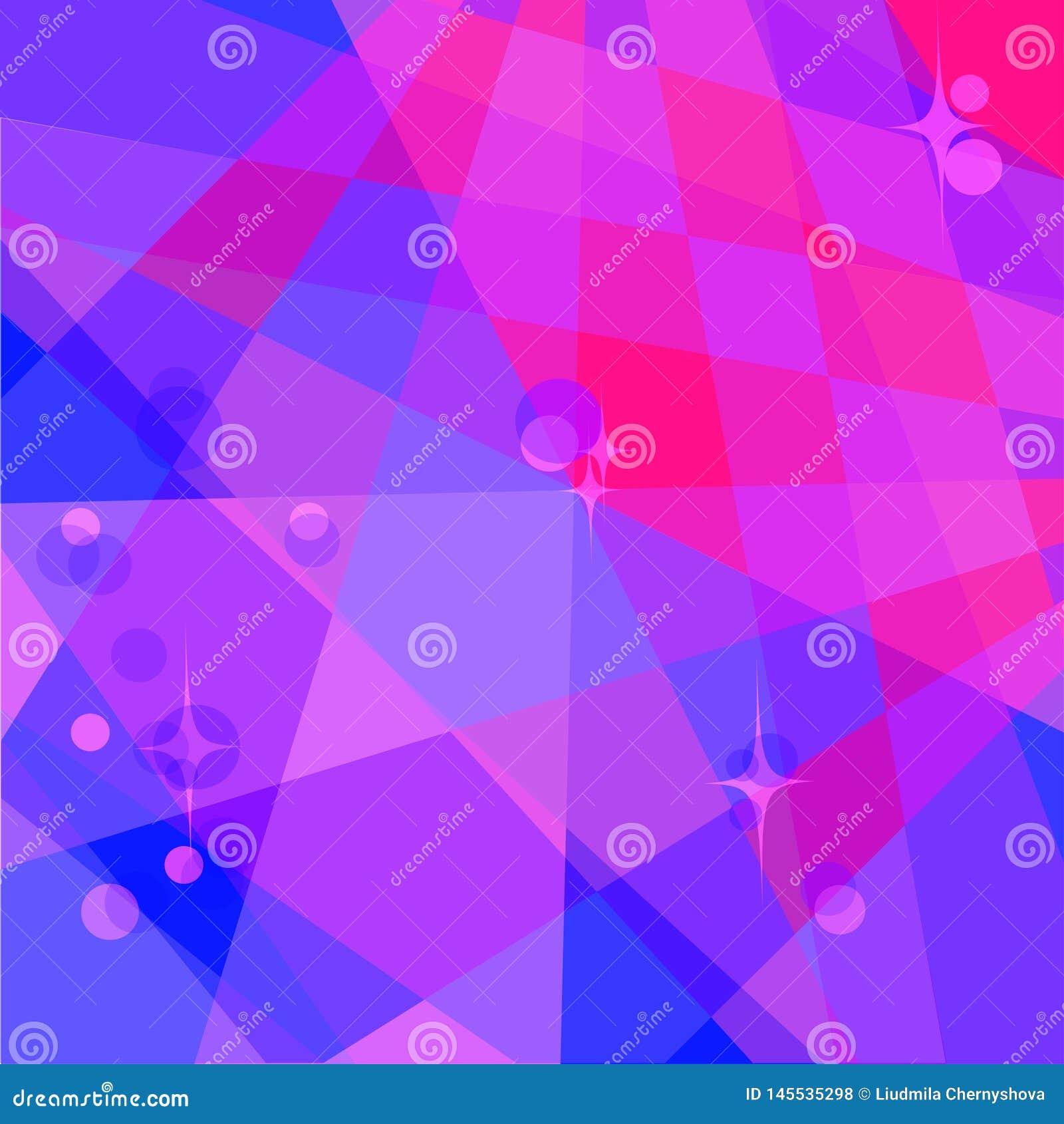 Palette Of Different Futuristic Neon Color Vaporwave Holographic