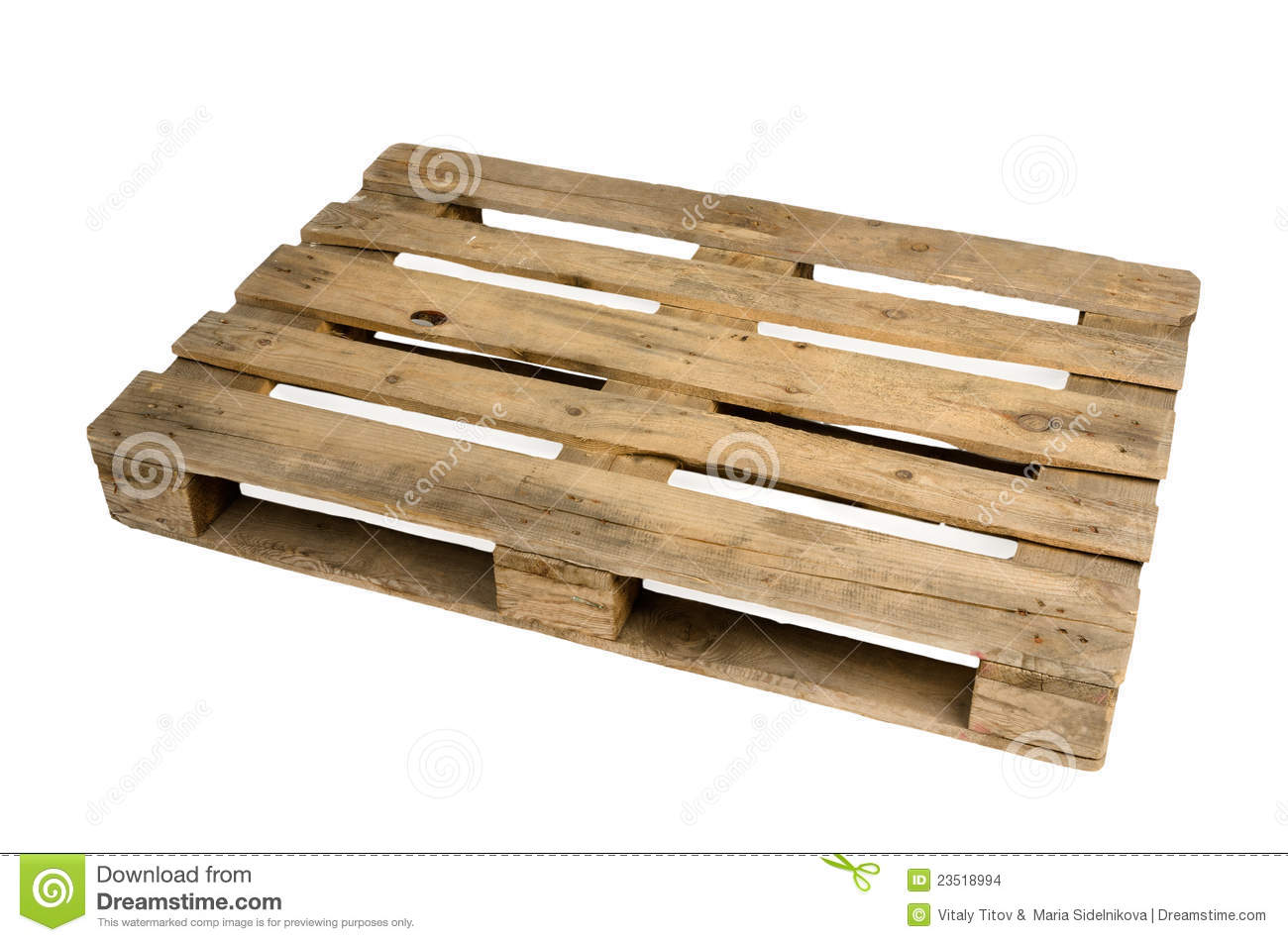 Palette en bois images stock image 23518994 for Decoration palette en bois