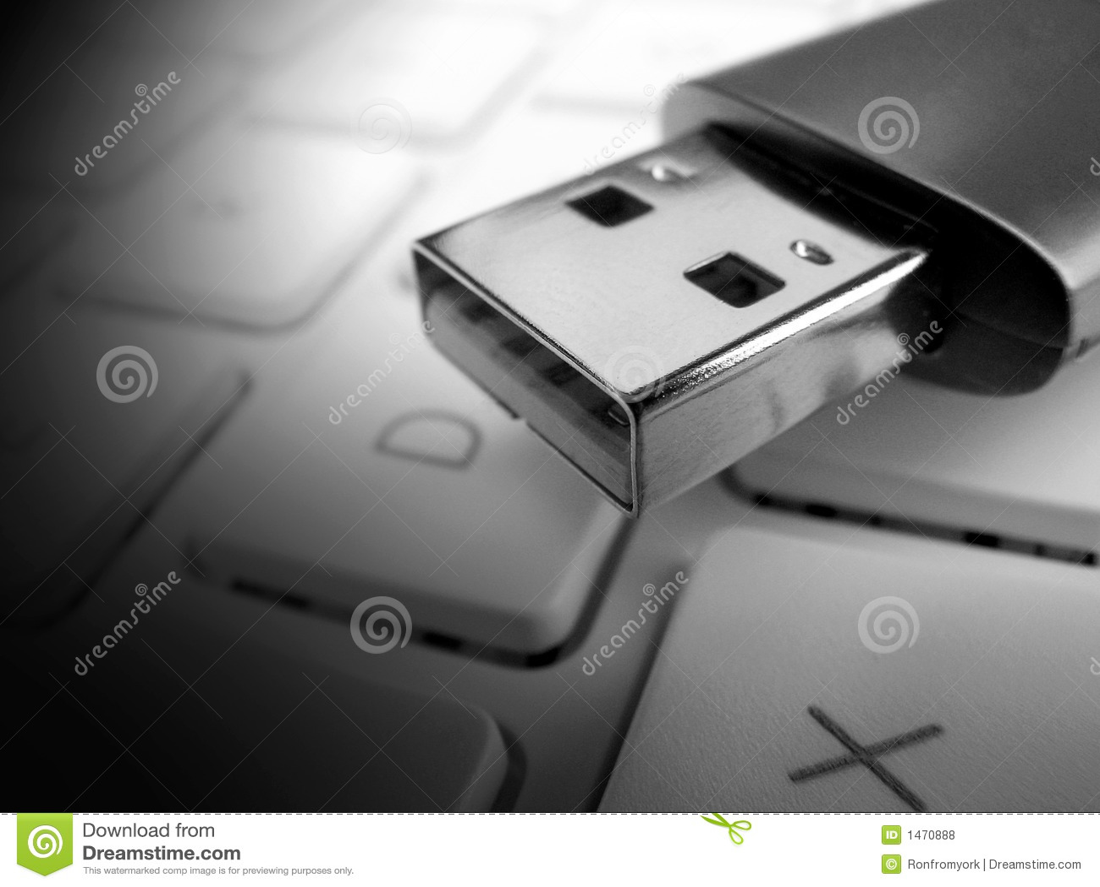 Palillo de la memoria del USB
